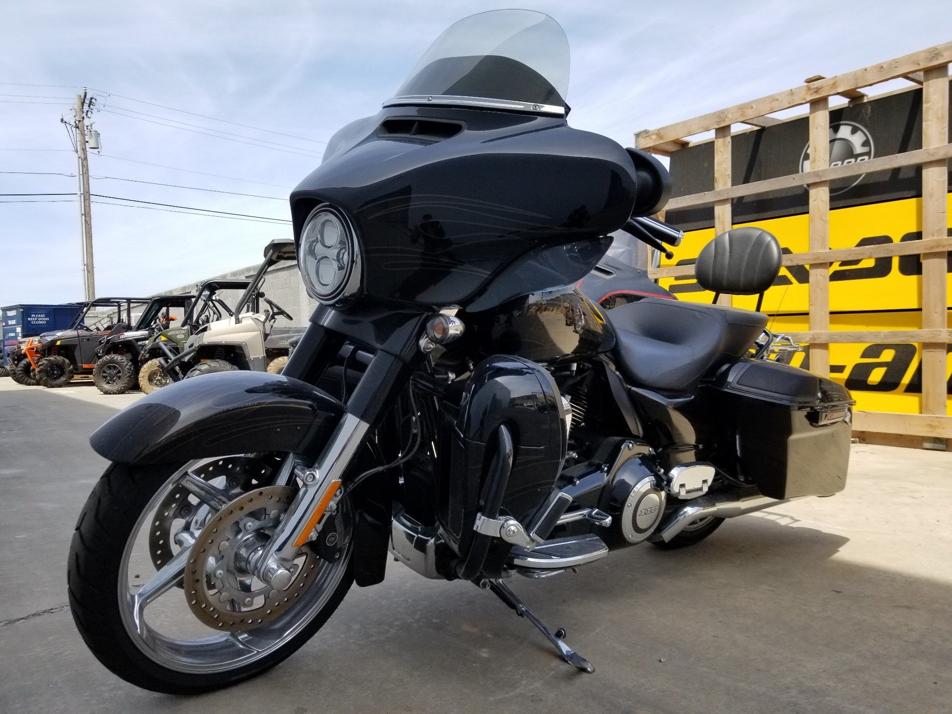 2015 Harley-Davidson CVO™ Street Glide® in Laredo, Texas