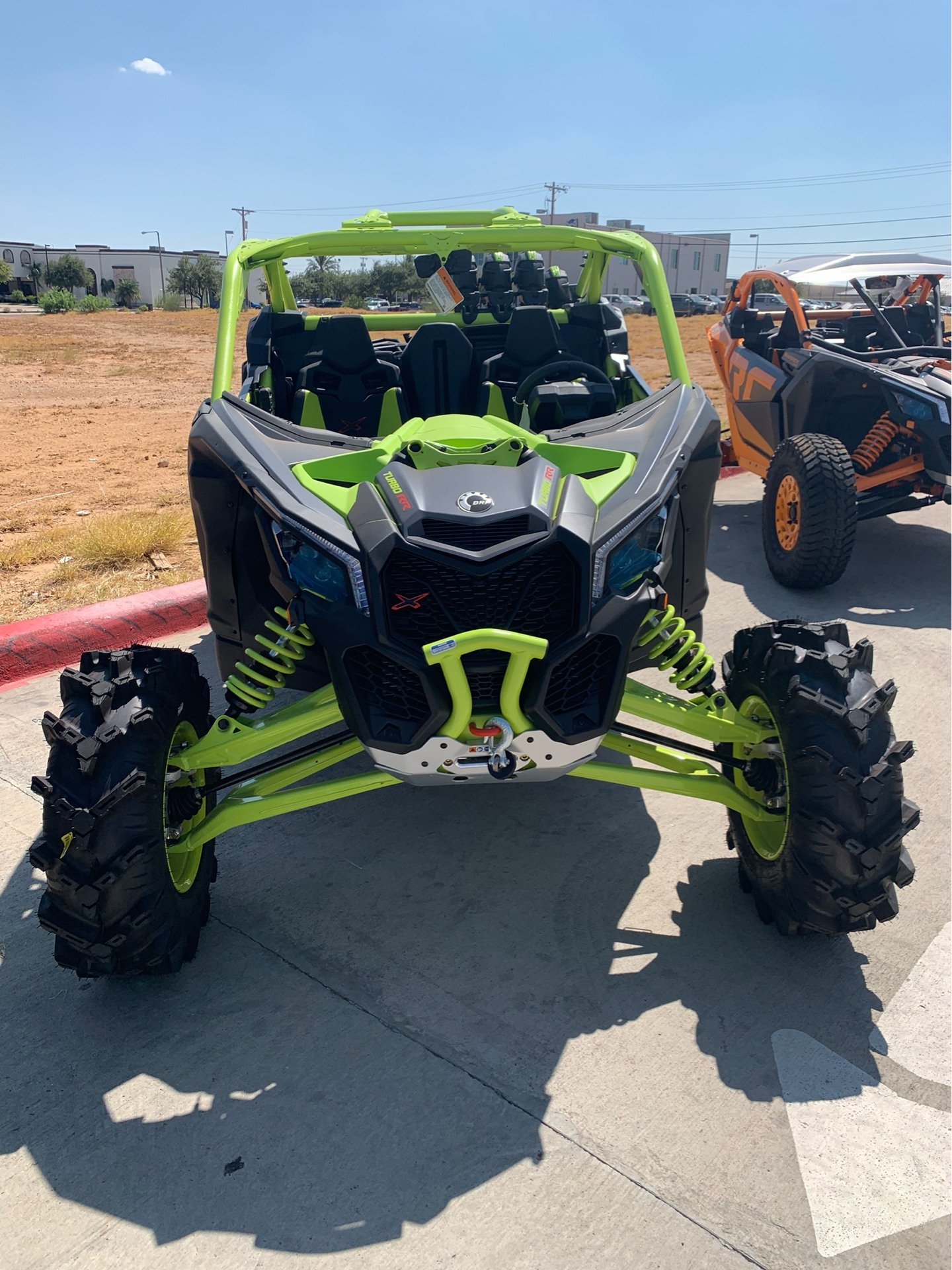 2020 Can-Am Maverick X3 X MR Turbo RR in Laredo, Texas - Photo 2