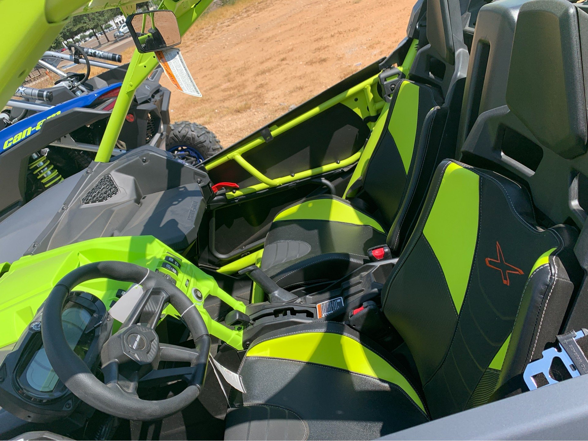 2020 Can-Am Maverick X3 X MR Turbo RR in Laredo, Texas - Photo 4
