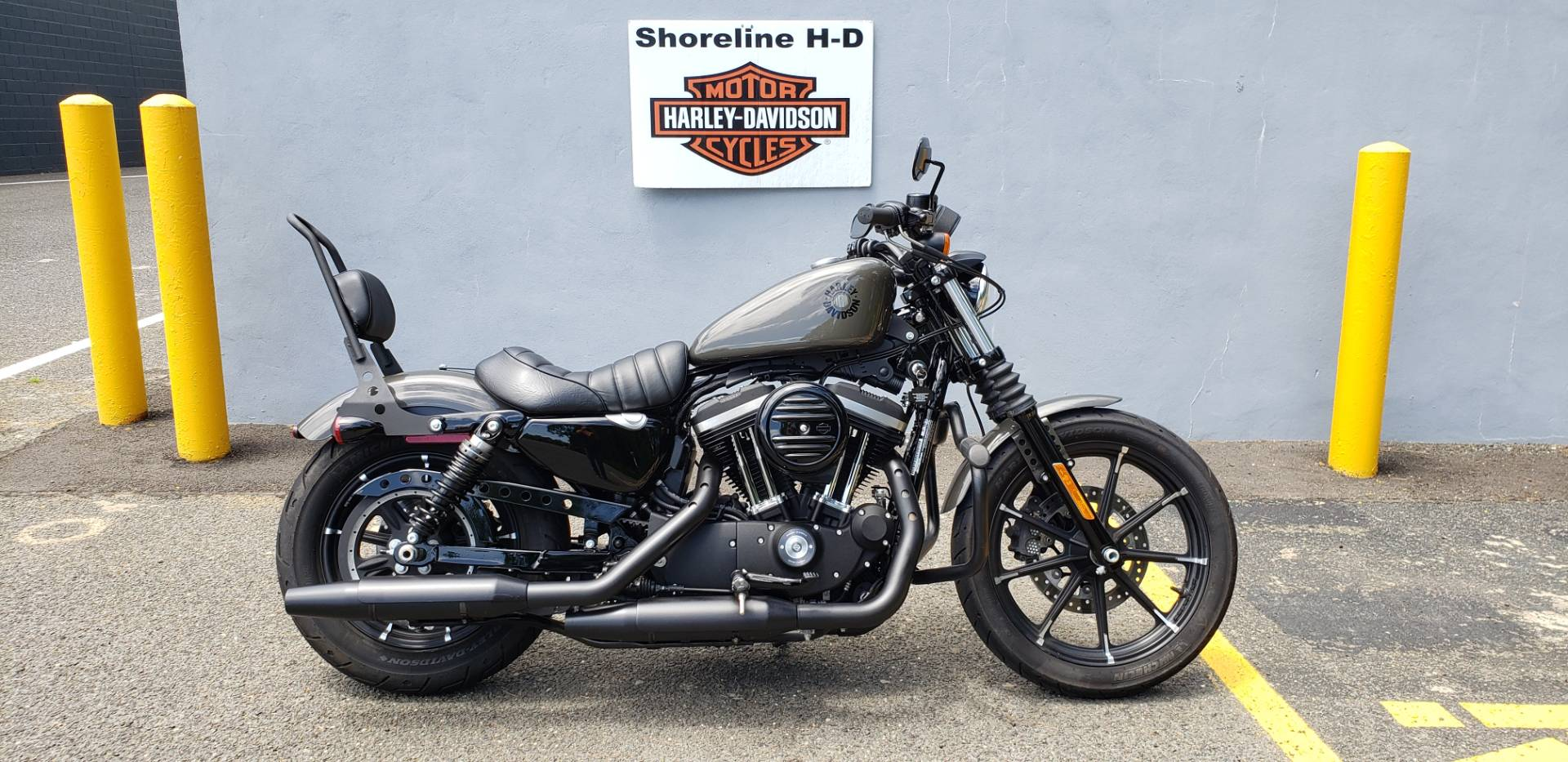 2019 Harley-Davidson Iron 883™ in West Long Branch, New Jersey - Photo 1