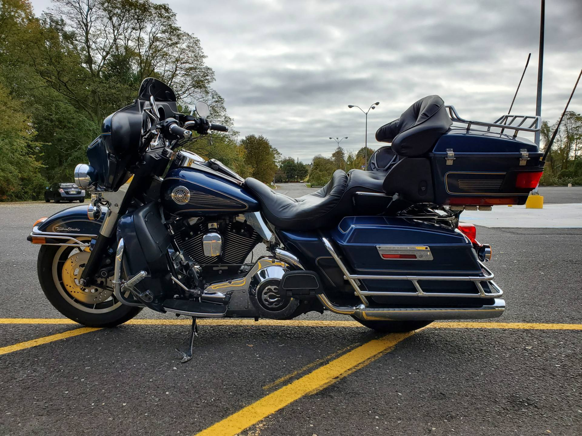 1998 Harley-Davidson Ultra Classic in West Long Branch, New Jersey - Photo 2