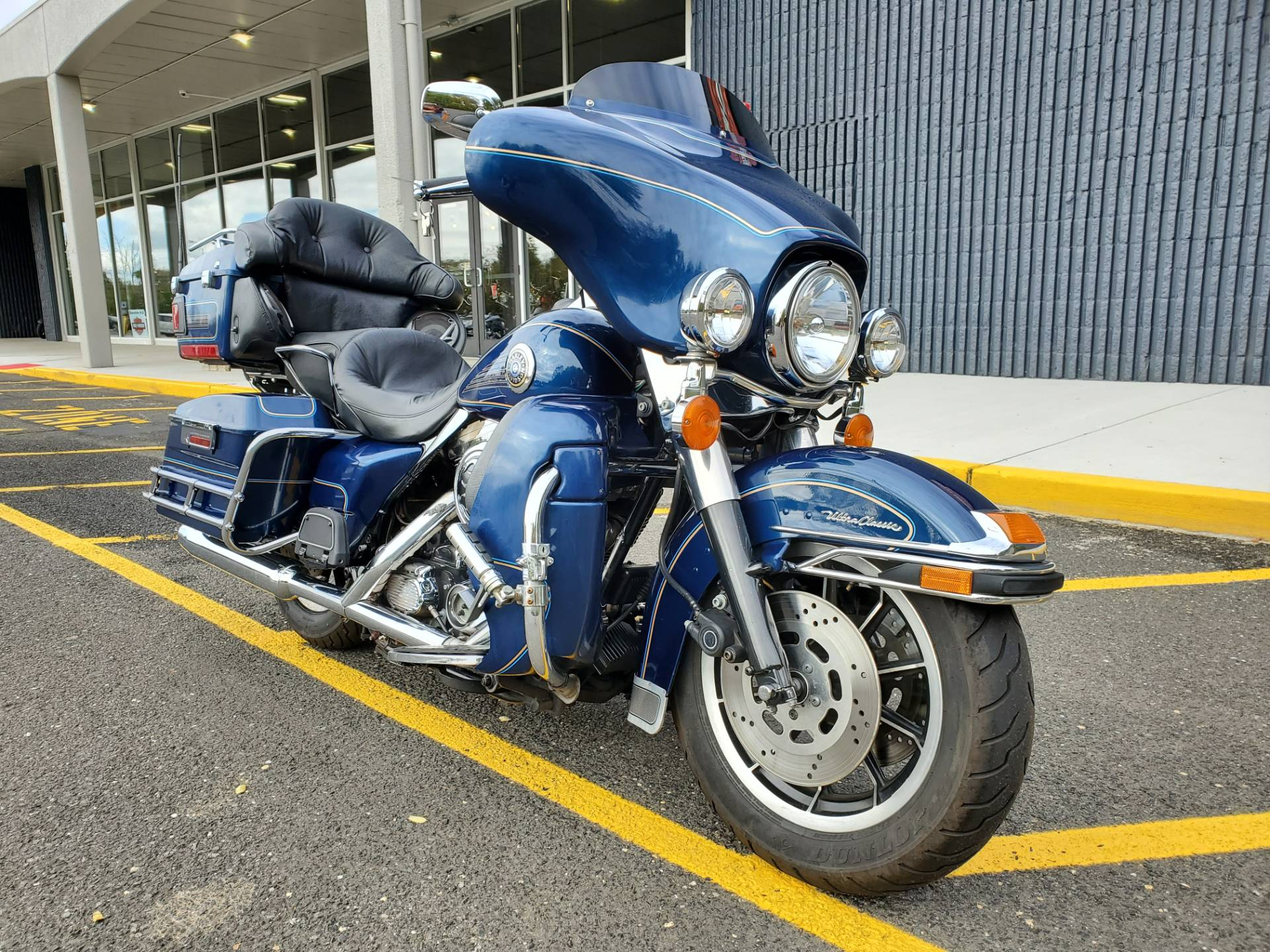 1998 Harley-Davidson Ultra Classic in West Long Branch, New Jersey - Photo 3