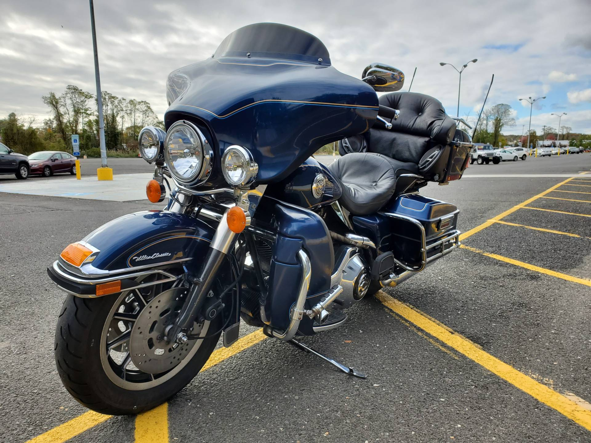 1998 Harley-Davidson Ultra Classic in West Long Branch, New Jersey - Photo 5