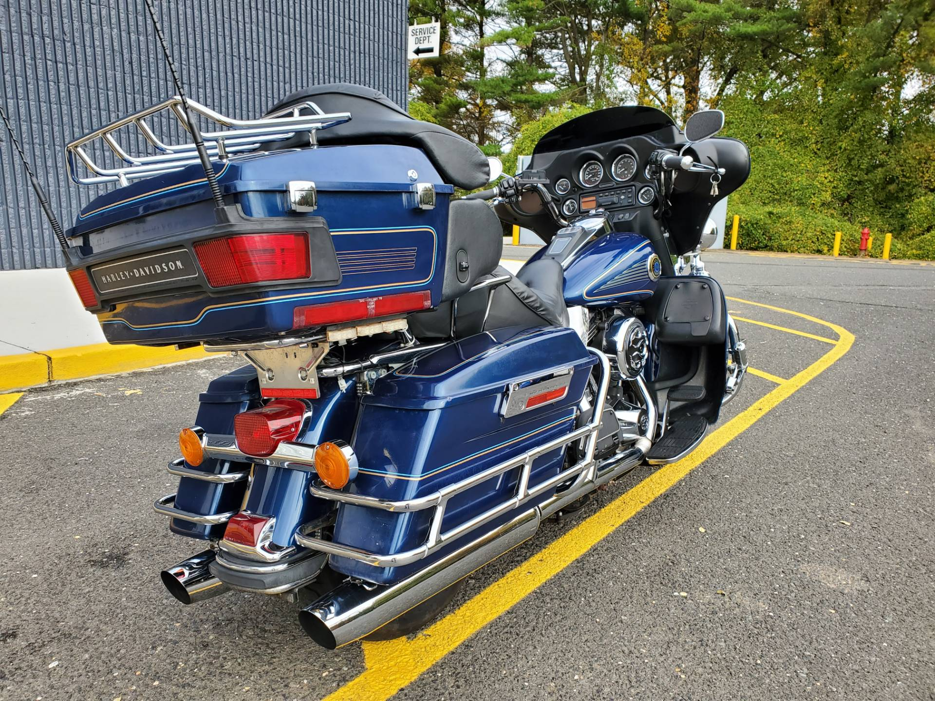 1998 Harley-Davidson Ultra Classic in West Long Branch, New Jersey - Photo 8