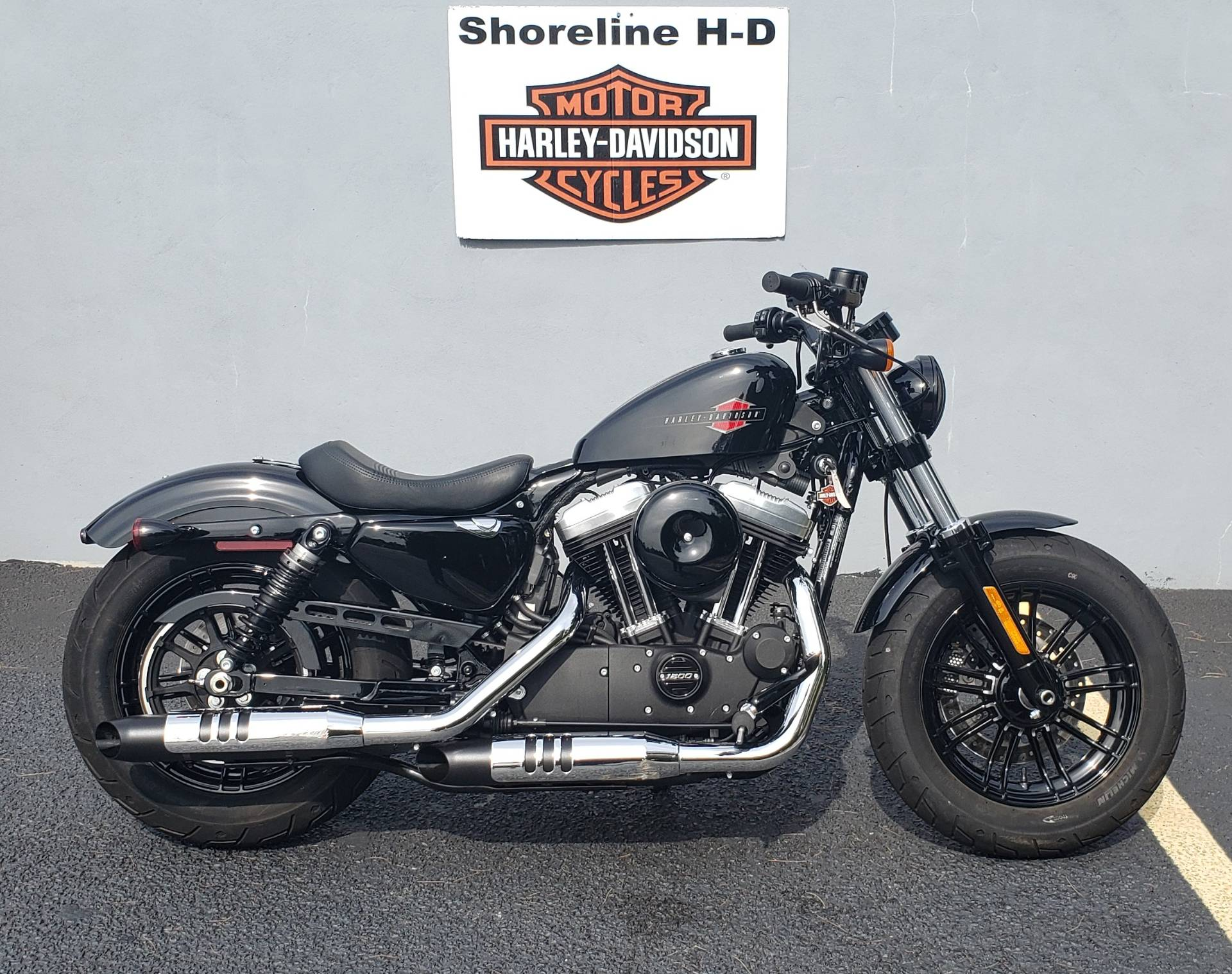 2020 Harley-Davidson Forty-Eight® in West Long Branch, New Jersey - Photo 1
