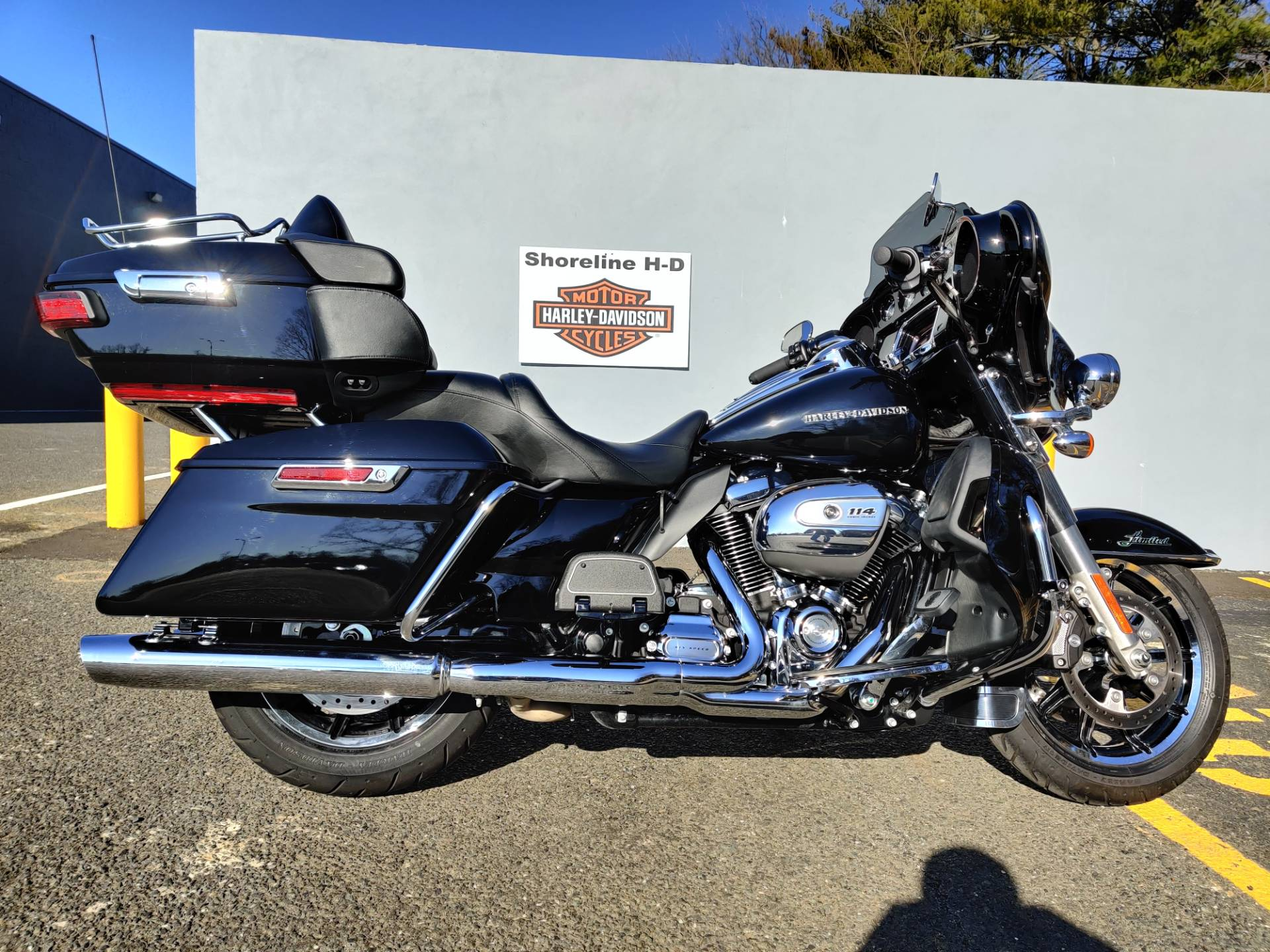 2019 Harley-Davidson Ultra Limited in West Long Branch, New Jersey - Photo 1