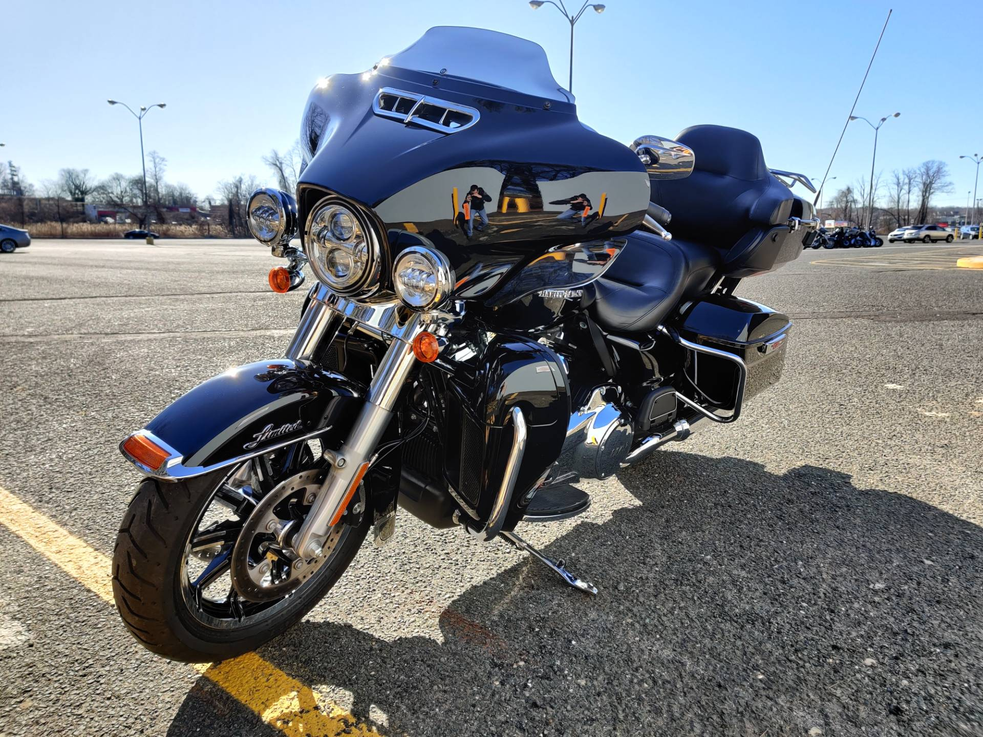 2019 Harley-Davidson Ultra Limited in West Long Branch, New Jersey - Photo 5