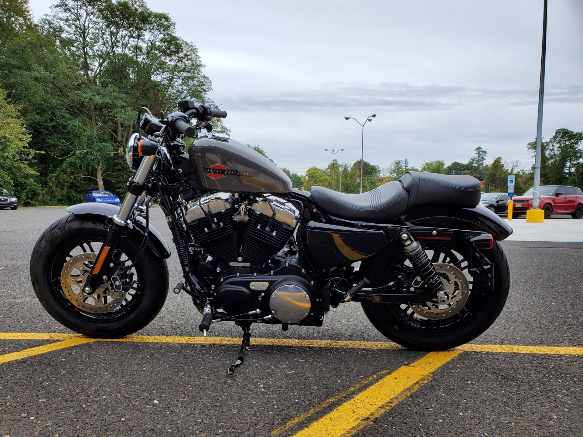 2019 Harley-Davidson Forty-Eight in West Long Branch, New Jersey - Photo 2