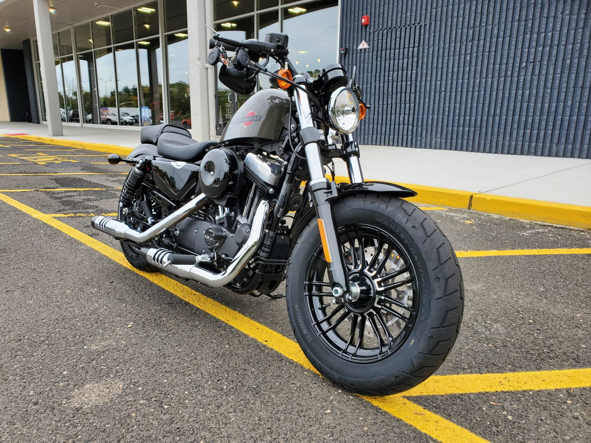 2019 Harley-Davidson Forty-Eight in West Long Branch, New Jersey - Photo 3