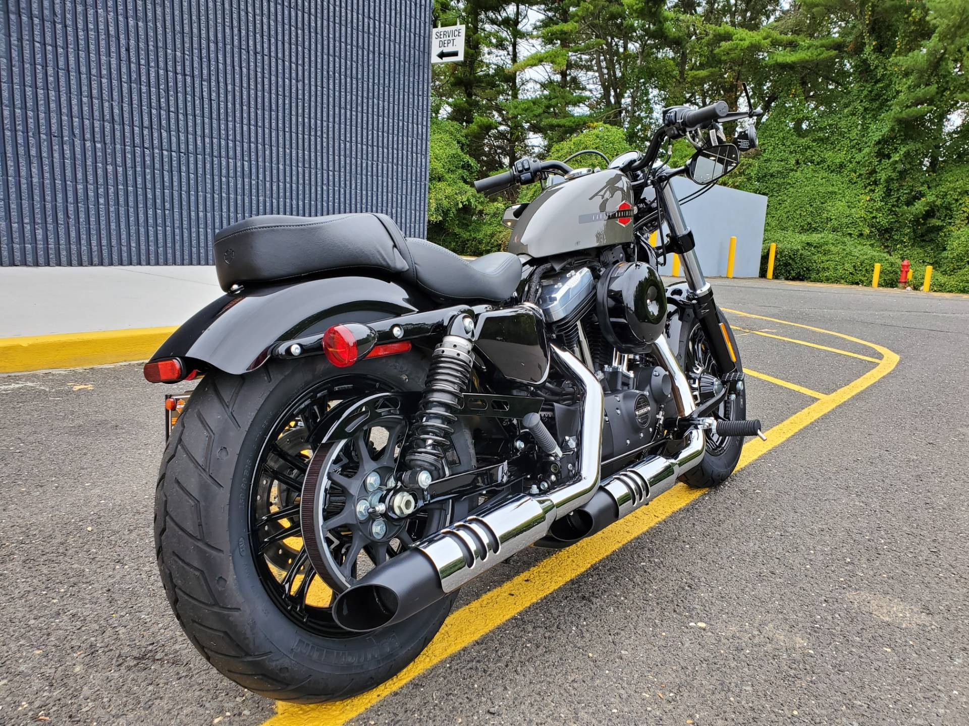2019 Harley-Davidson Forty-Eight in West Long Branch, New Jersey - Photo 8