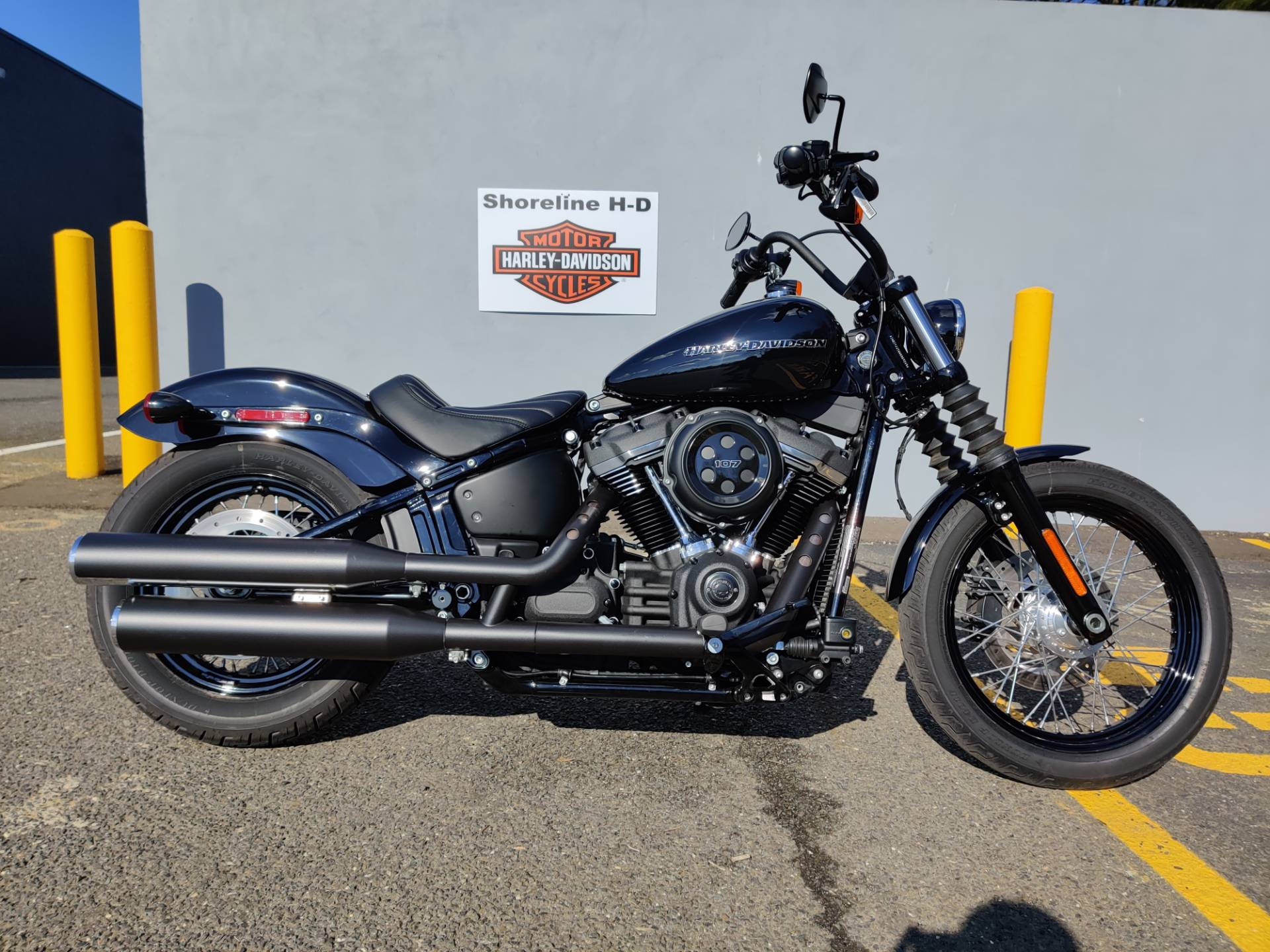 2019 Harley-Davidson Street Bob in West Long Branch, New Jersey - Photo 1