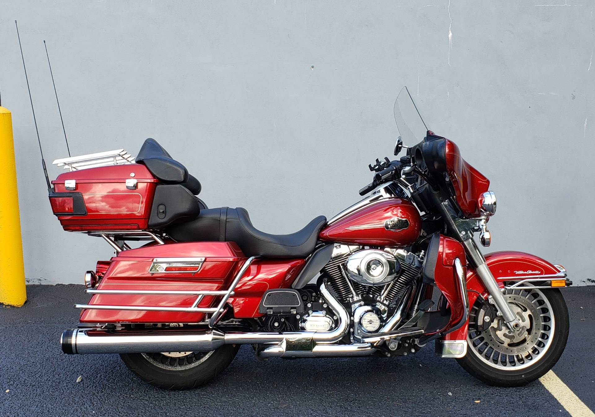 2012 Harley-Davidson Ultra Classic® Electra Glide® in West Long Branch, New Jersey - Photo 1