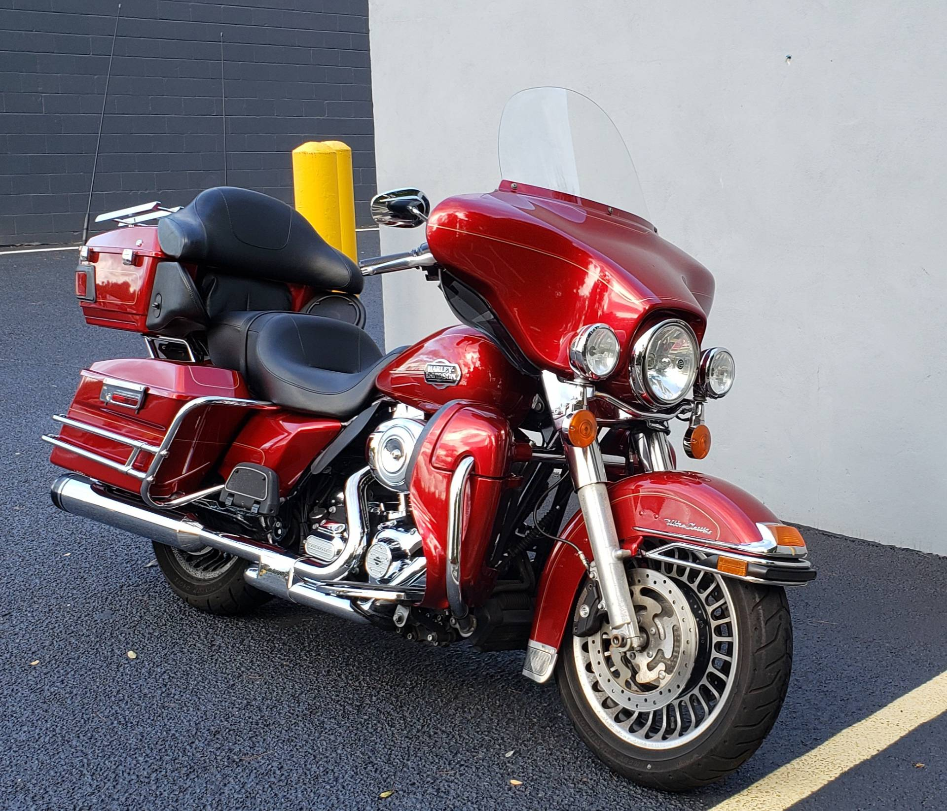 2012 Harley-Davidson Ultra Classic® Electra Glide® in West Long Branch, New Jersey - Photo 3