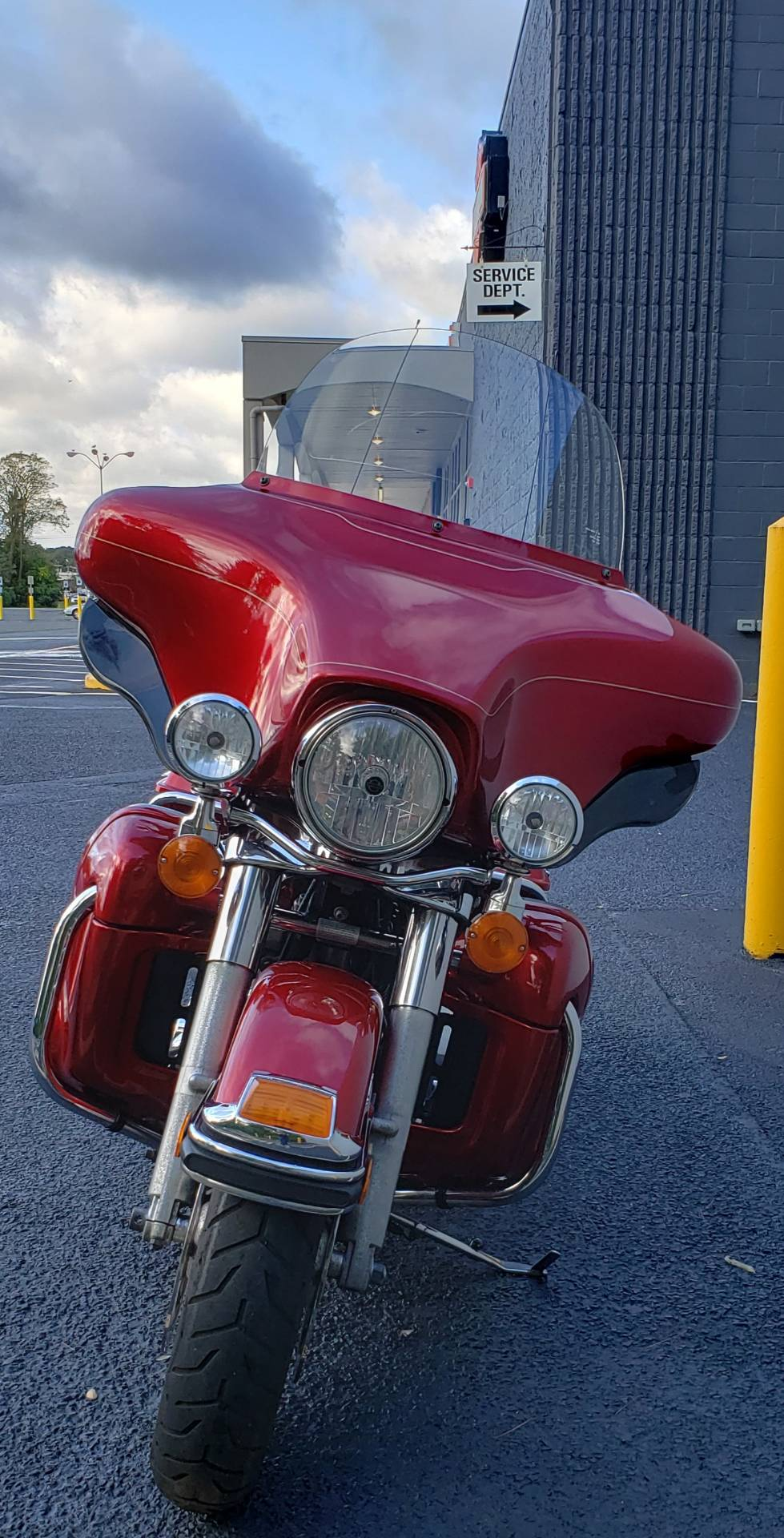 2012 Harley-Davidson Ultra Classic® Electra Glide® in West Long Branch, New Jersey - Photo 4