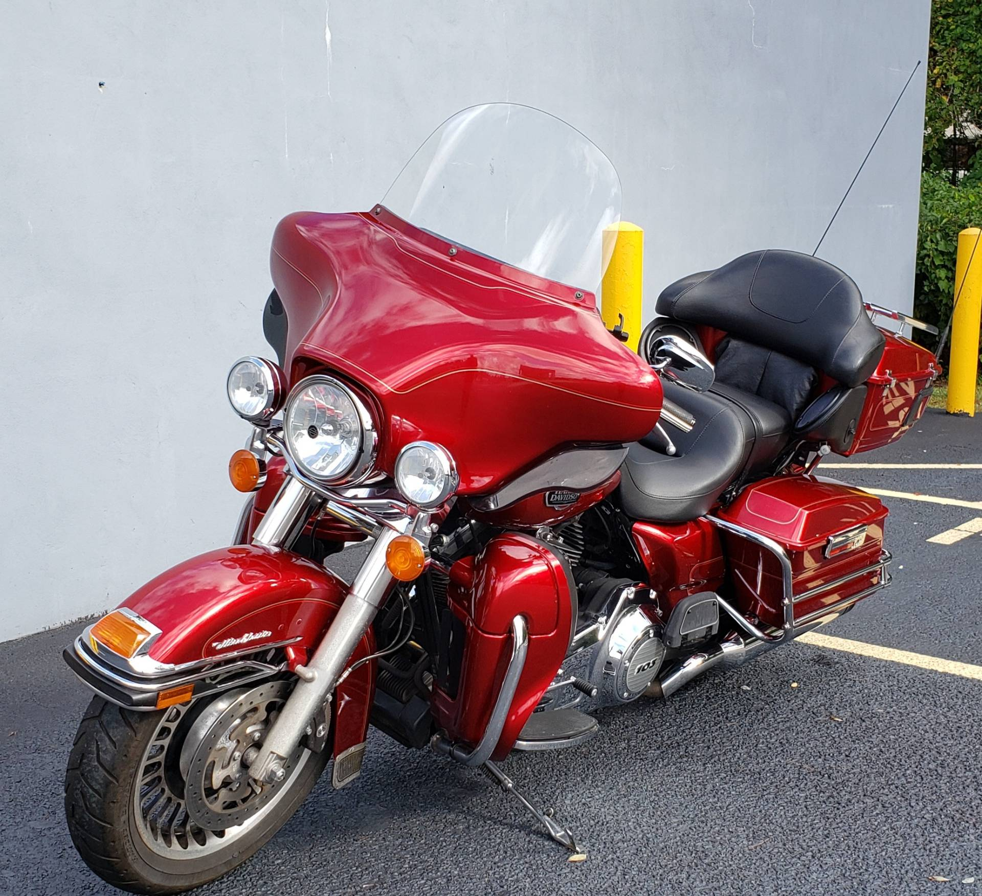 2012 Harley-Davidson Ultra Classic® Electra Glide® in West Long Branch, New Jersey - Photo 5