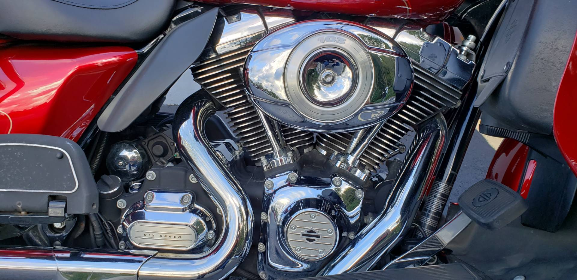 2012 Harley-Davidson Ultra Classic® Electra Glide® in West Long Branch, New Jersey - Photo 14