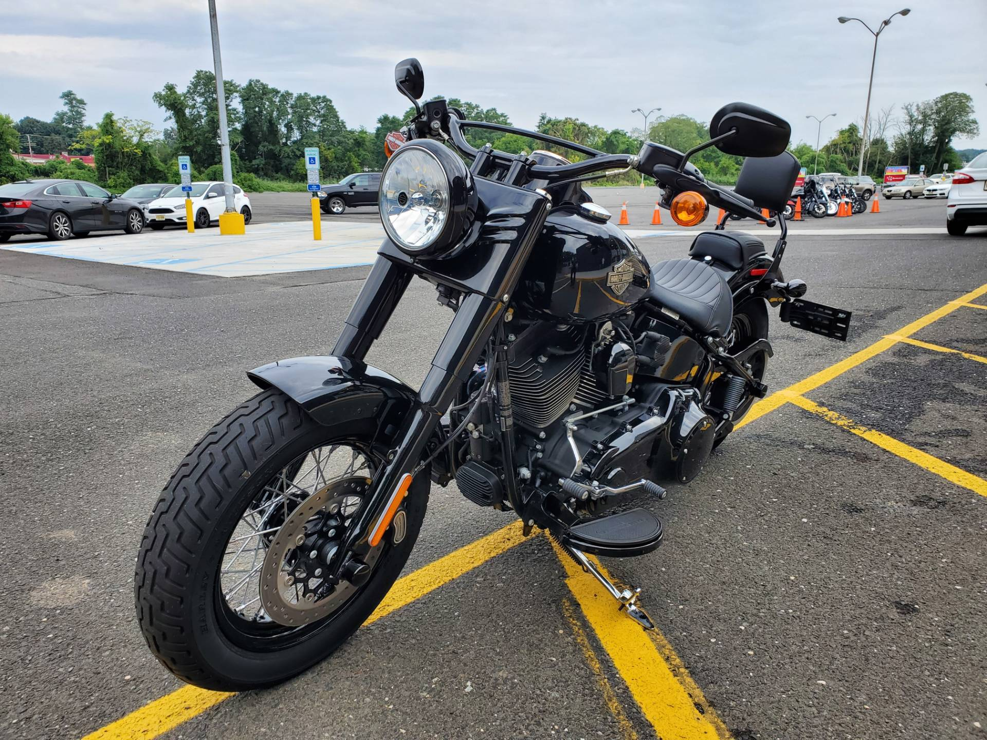 2016 Harley-Davidson Slim in West Long Branch, New Jersey - Photo 5