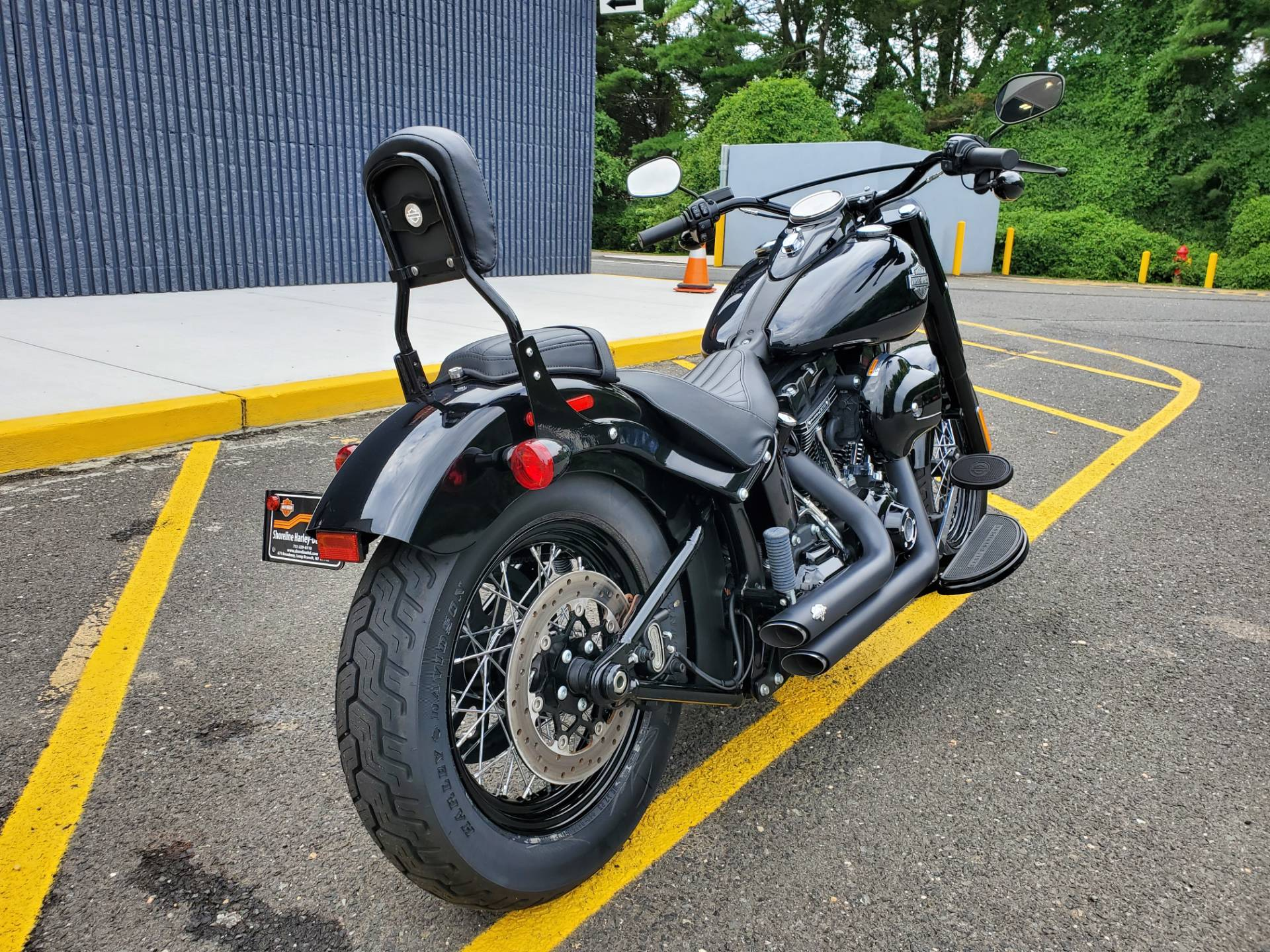 2016 Harley-Davidson Slim in West Long Branch, New Jersey - Photo 8
