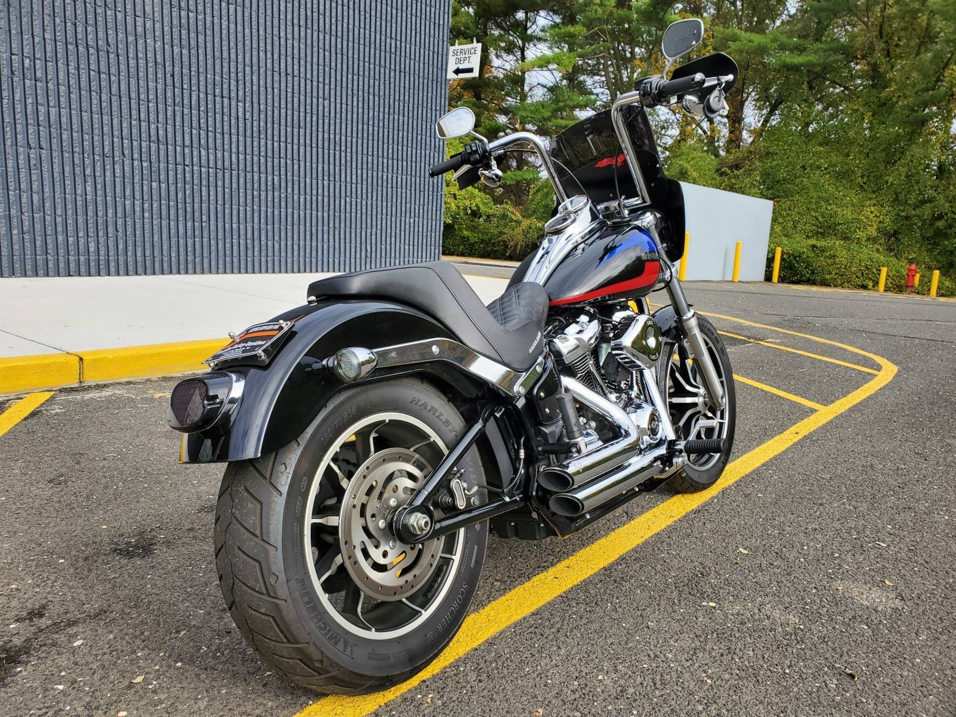 2018 Harley-Davidson Low Rider in West Long Branch, New Jersey - Photo 8