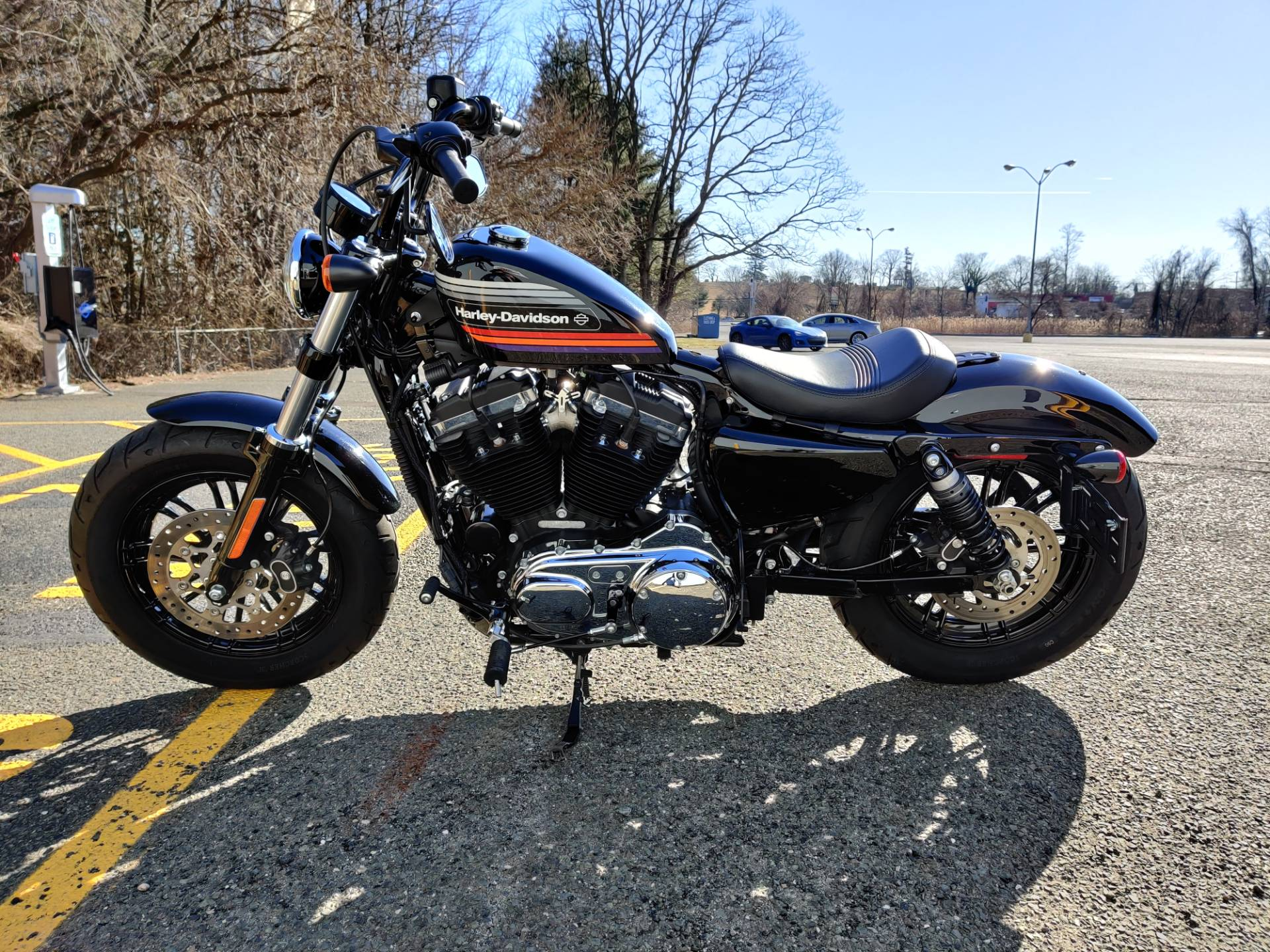 2018 Harley-Davidson Forty-Eight Special in West Long Branch, New Jersey - Photo 2