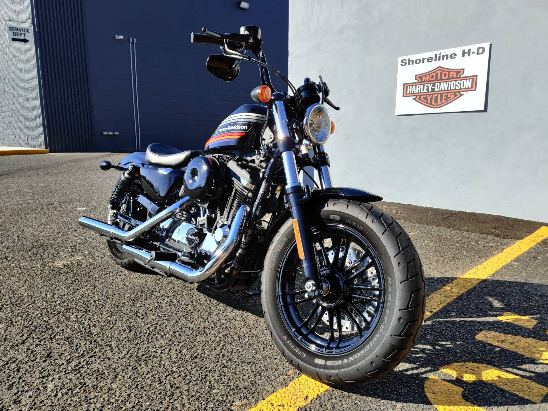 2018 Harley-Davidson Forty-Eight Special in West Long Branch, New Jersey - Photo 3