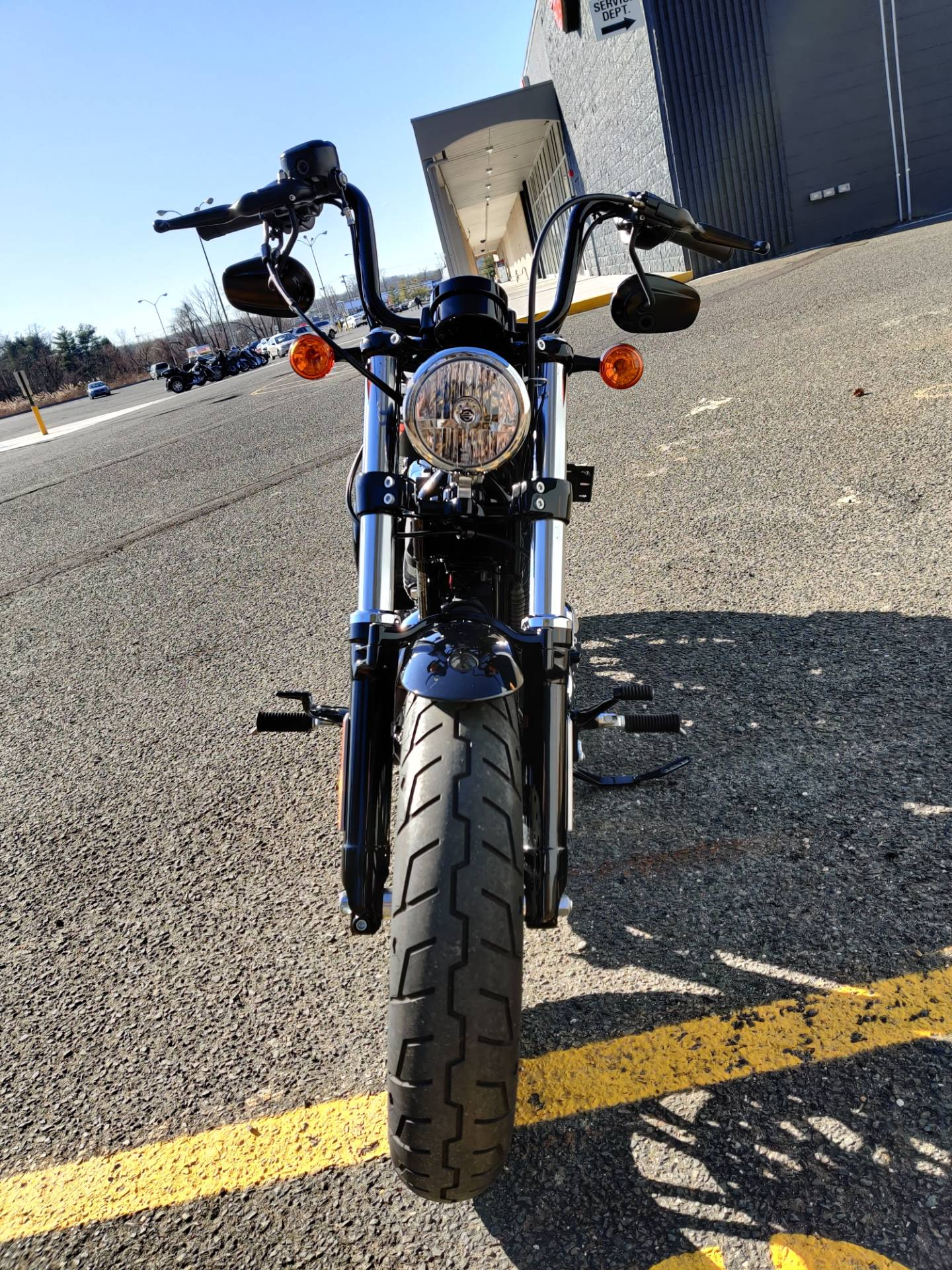 2018 Harley-Davidson Forty-Eight Special in West Long Branch, New Jersey - Photo 4