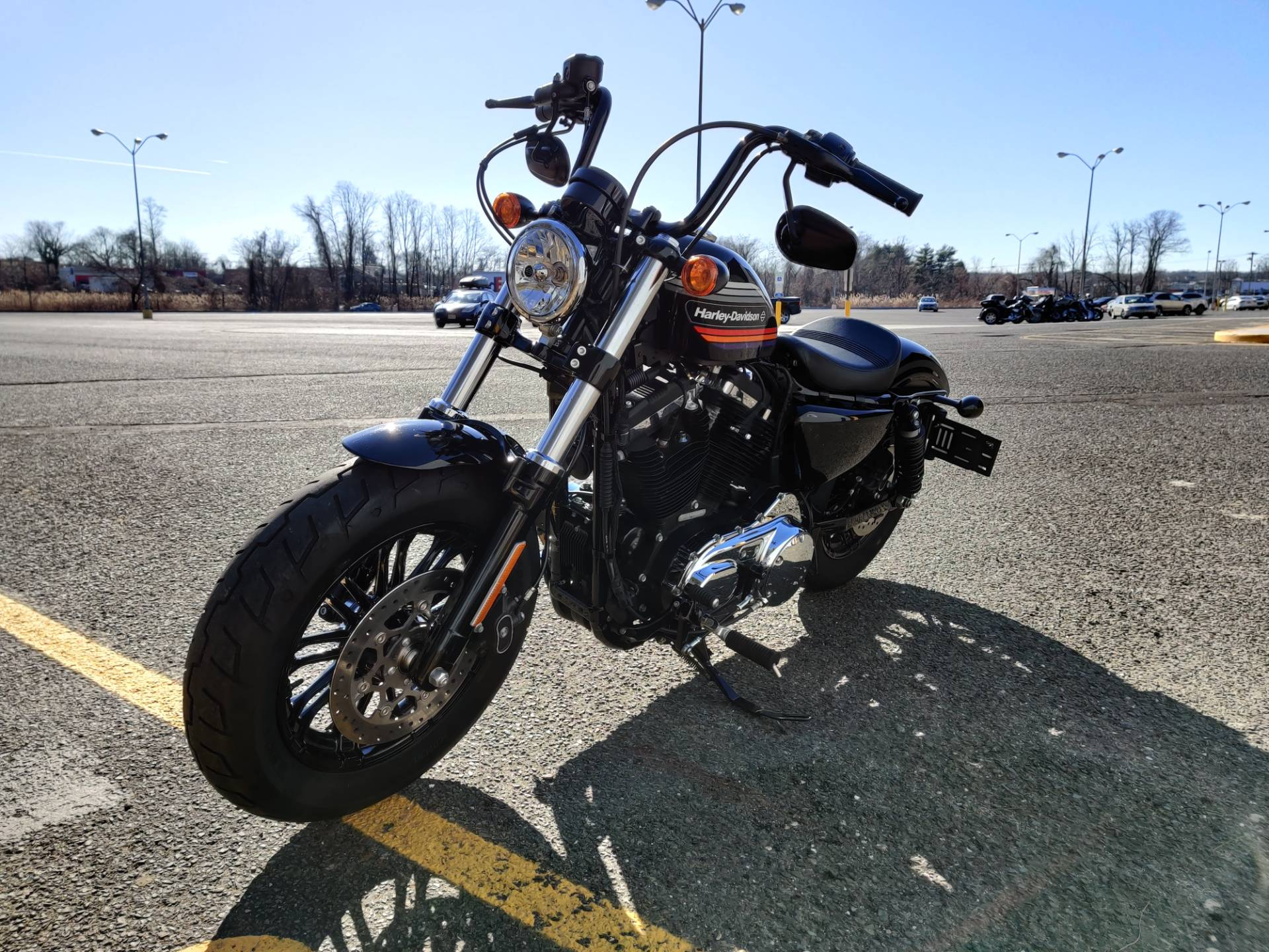 2018 Harley-Davidson Forty-Eight Special in West Long Branch, New Jersey - Photo 5