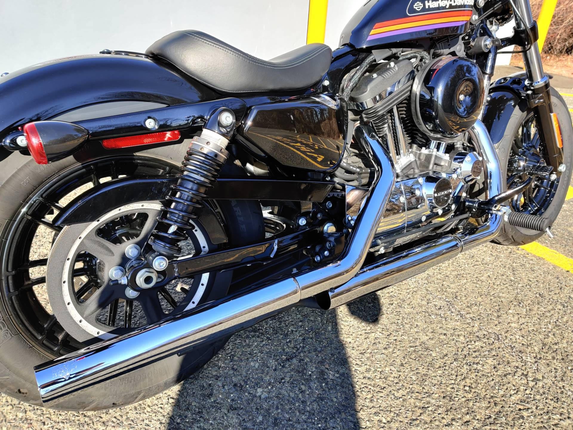 2018 Harley-Davidson Forty-Eight Special in West Long Branch, New Jersey - Photo 9