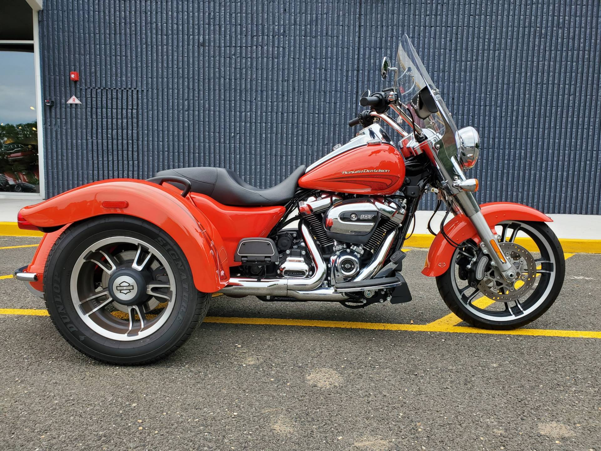 2017 Harley-Davidson Freewheeler in West Long Branch, New Jersey