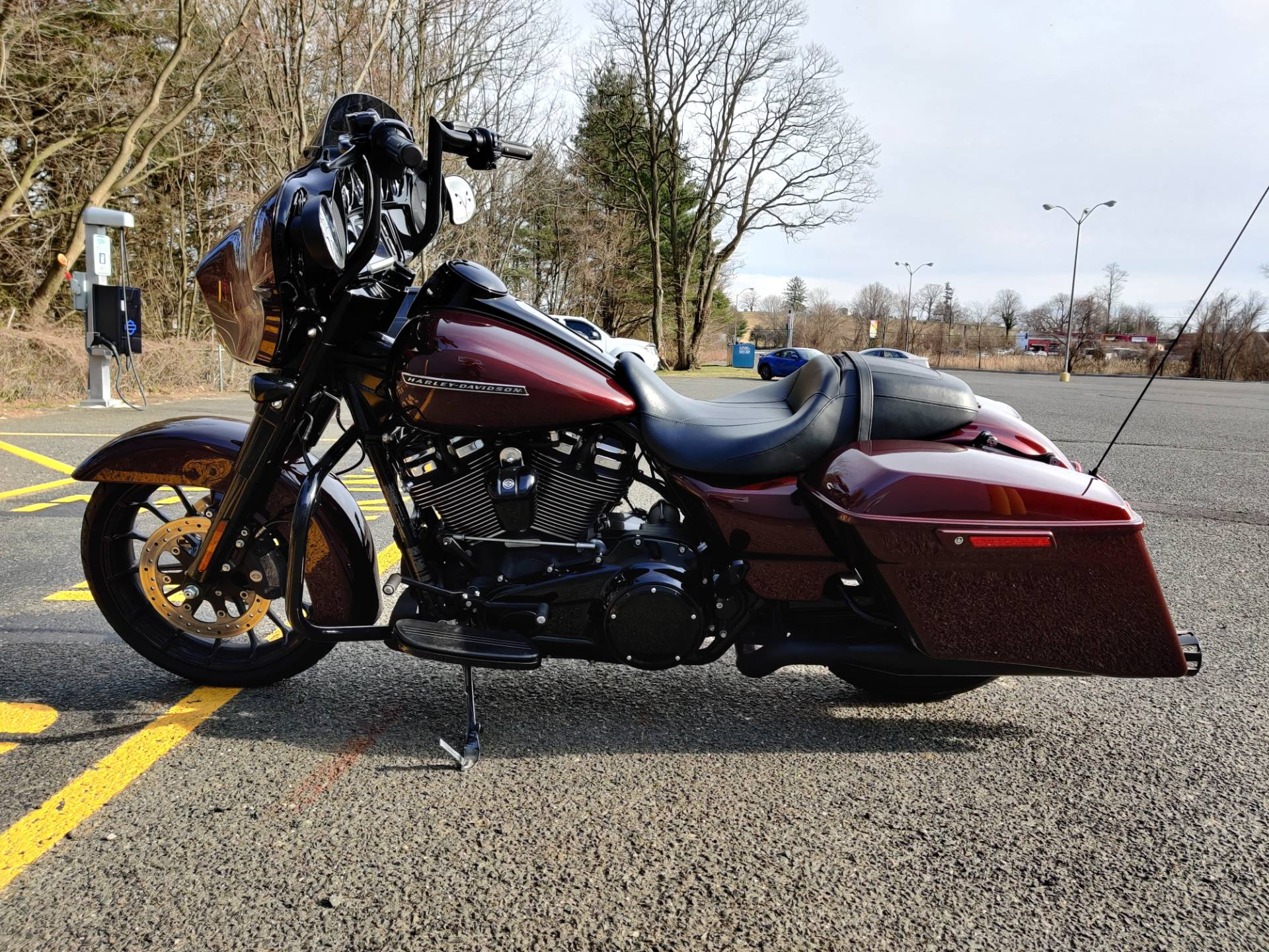 2018 Harley-Davidson Street Glide Special in West Long Branch, New Jersey - Photo 2