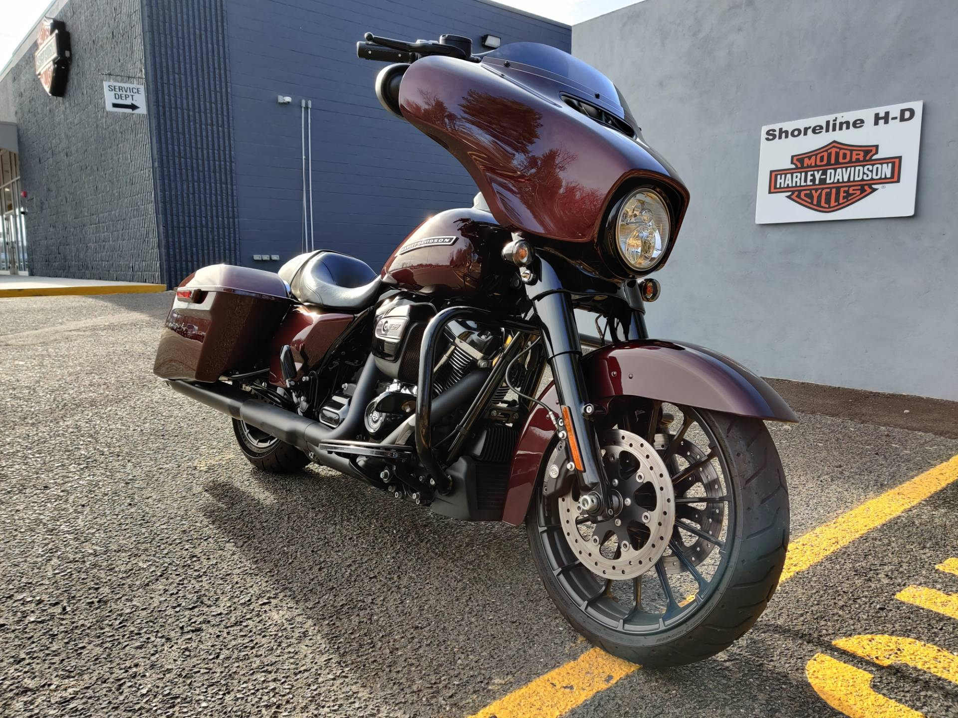 2018 Harley-Davidson Street Glide Special in West Long Branch, New Jersey - Photo 3