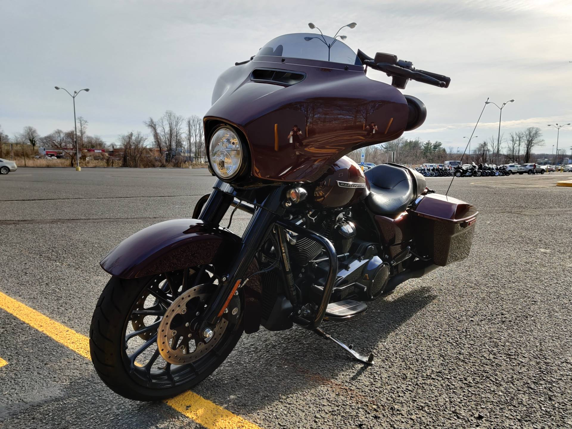 2018 Harley-Davidson Street Glide Special in West Long Branch, New Jersey - Photo 5