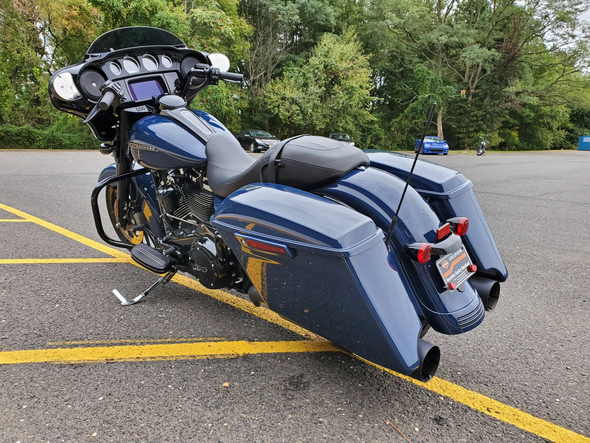 2019 Harley Davidson Street Glide Special In West Long Branch New Jersey
