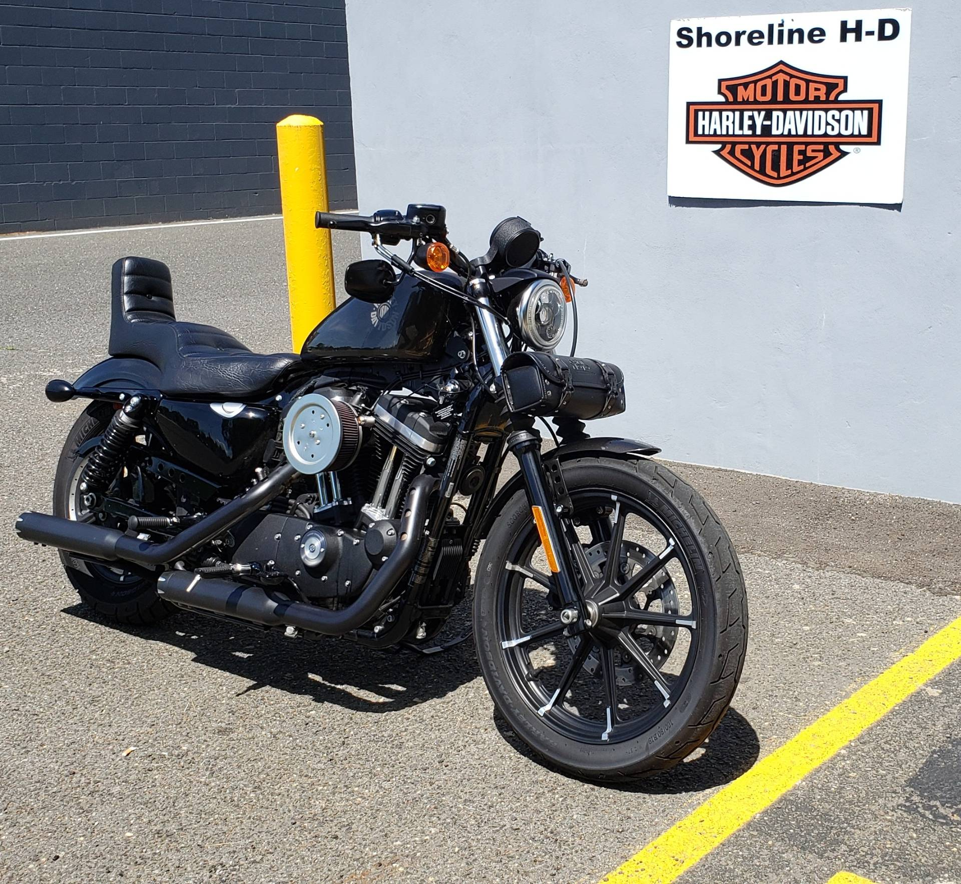 2020 Harley-Davidson Iron 883™ in West Long Branch, New Jersey - Photo 3