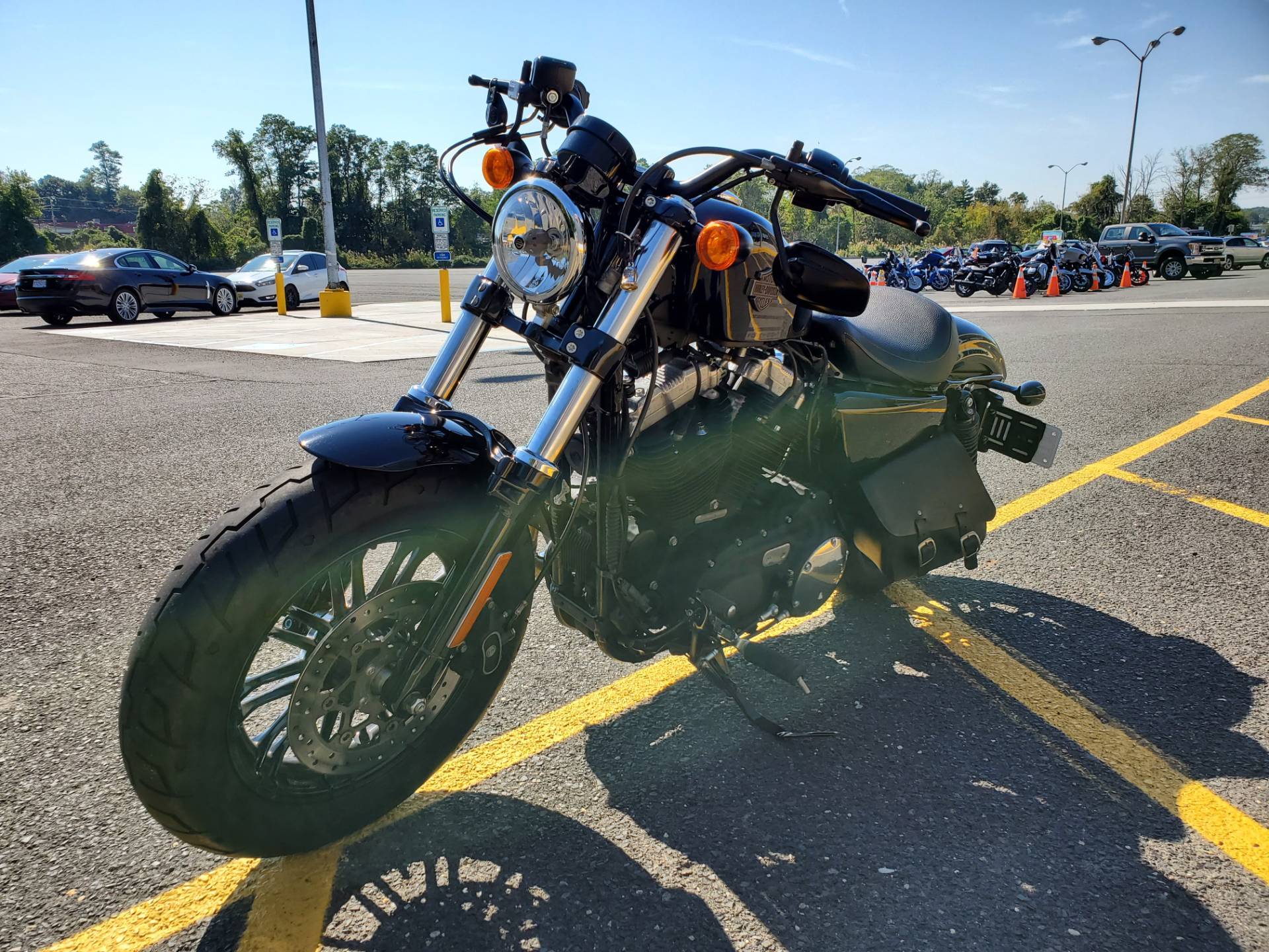 2017 Harley-Davidson Forty-Eight in West Long Branch, New Jersey - Photo 5