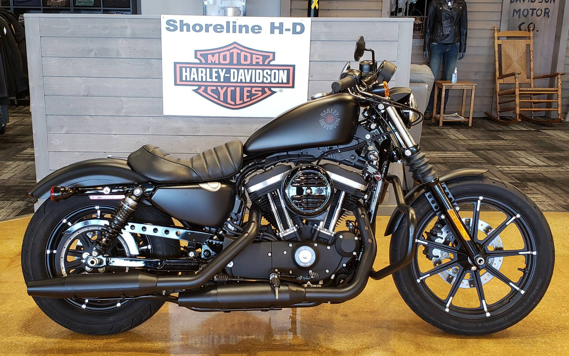 2020 Harley-Davidson IRON 883 in West Long Branch, New Jersey - Photo 1