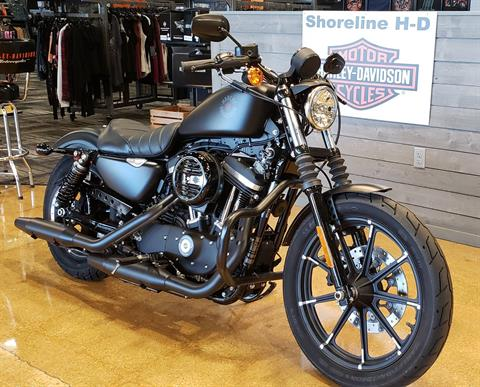 2020 Harley-Davidson IRON 883 in West Long Branch, New Jersey - Photo 3
