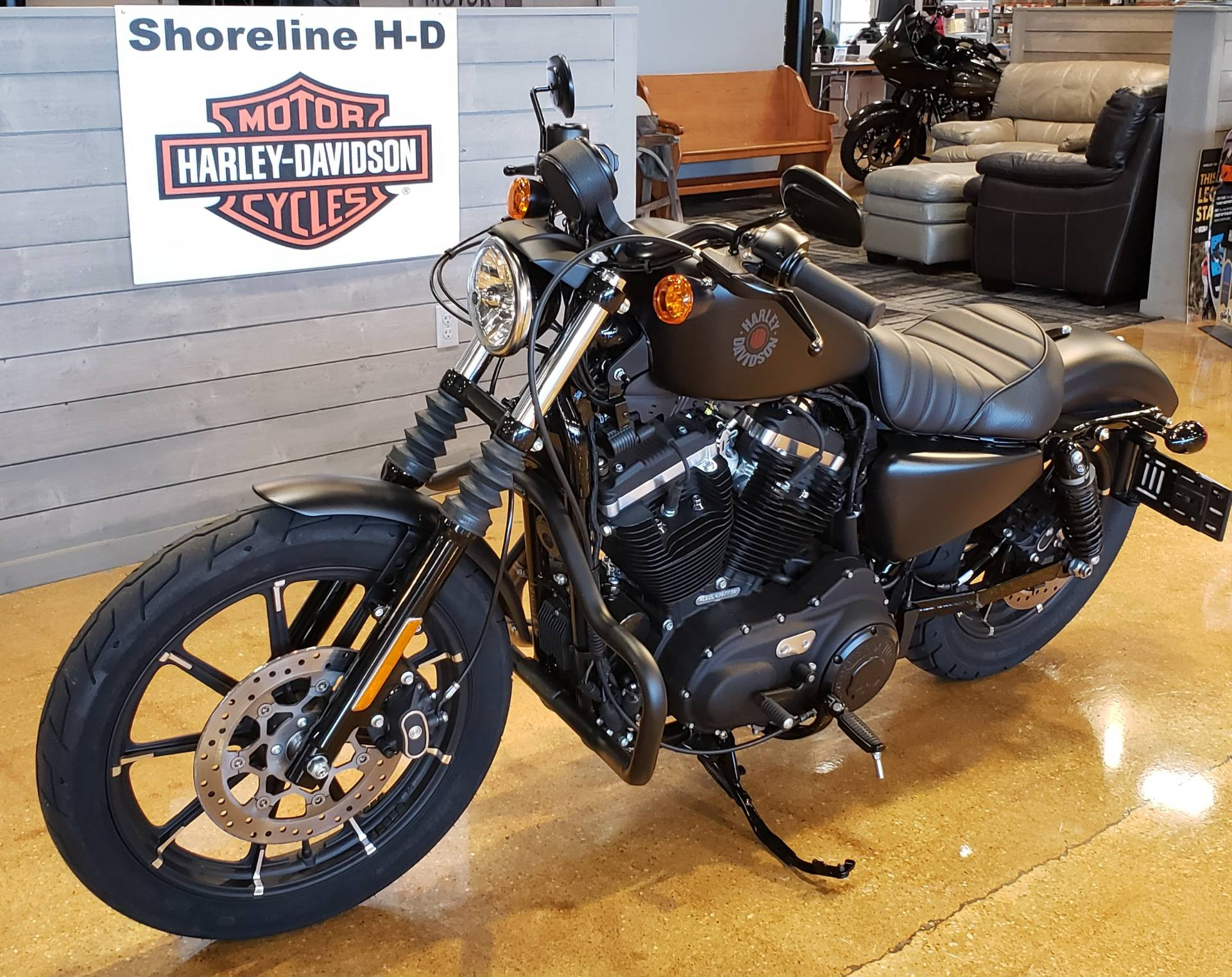 2020 Harley-Davidson IRON 883 in West Long Branch, New Jersey - Photo 5