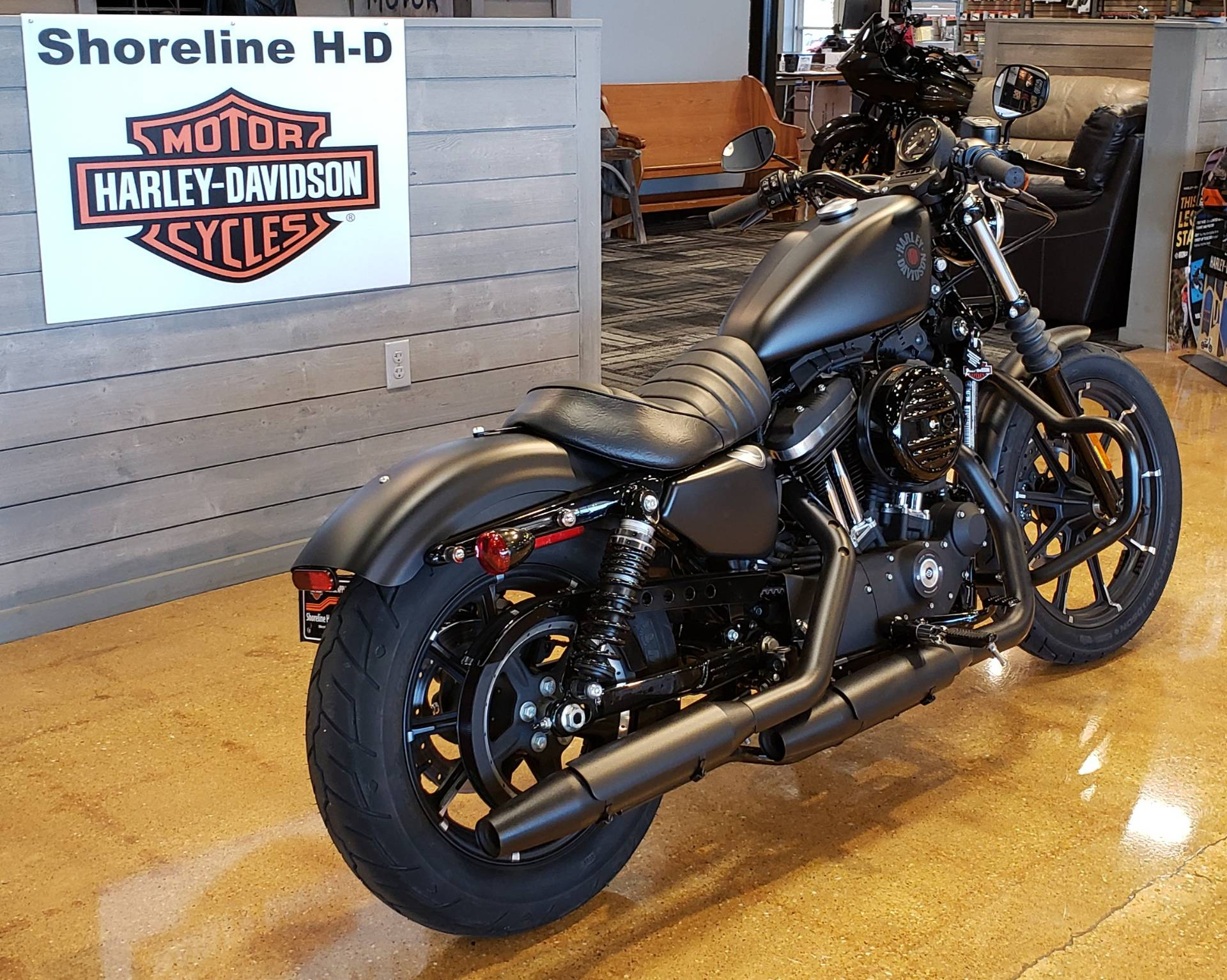 2020 Harley-Davidson IRON 883 in West Long Branch, New Jersey - Photo 8