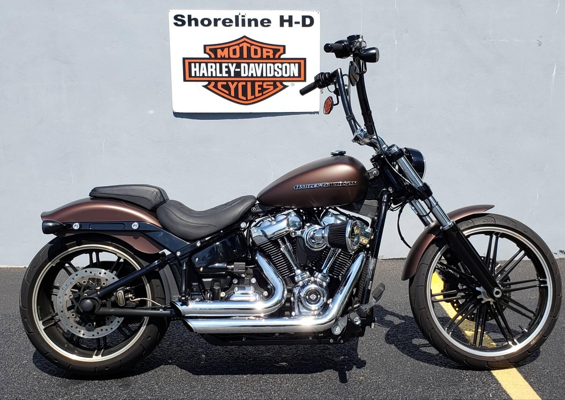 2019 Harley-Davidson Breakout 114 in West Long Branch, New Jersey - Photo 1