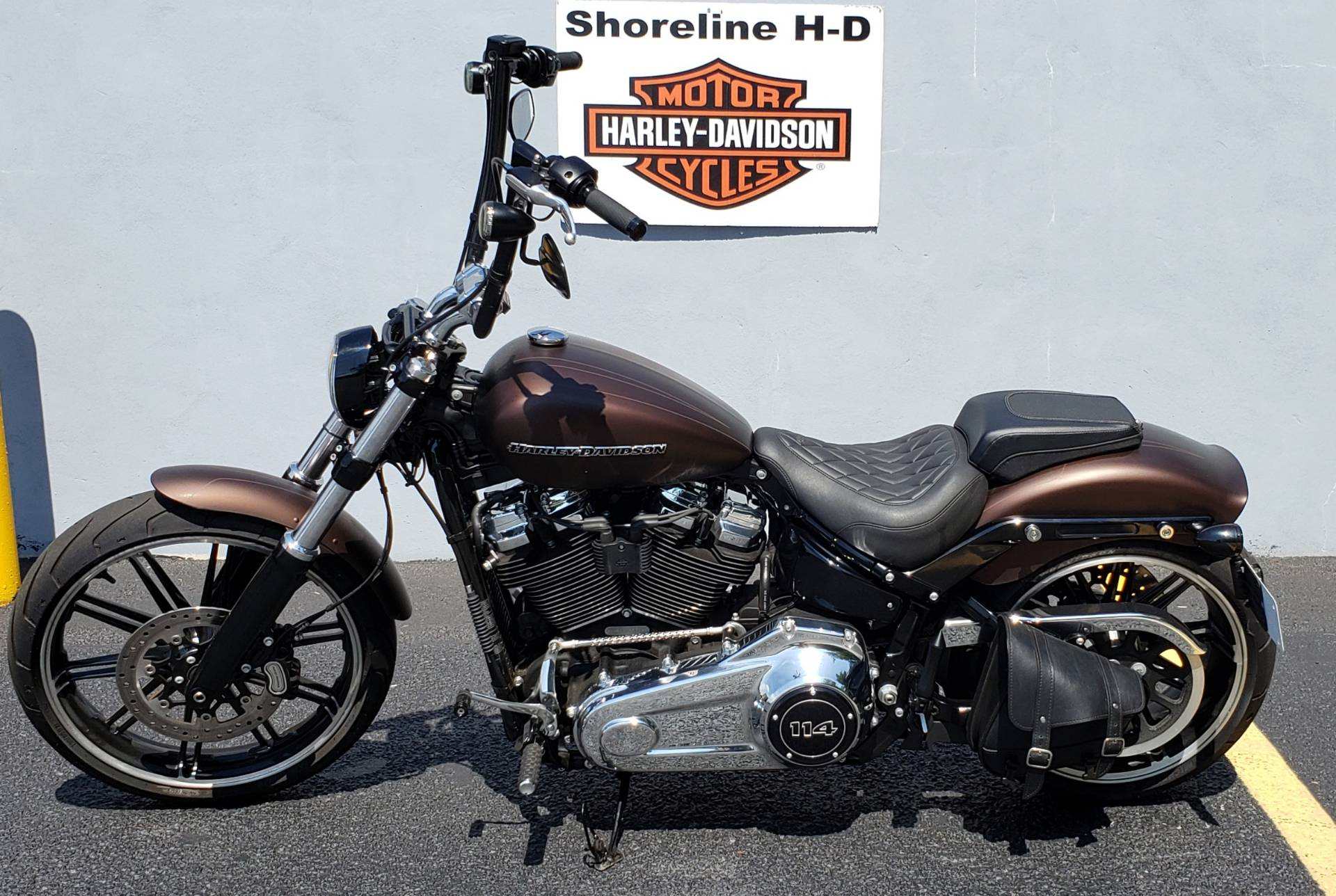 2019 Harley-Davidson Breakout 114 in West Long Branch, New Jersey - Photo 2