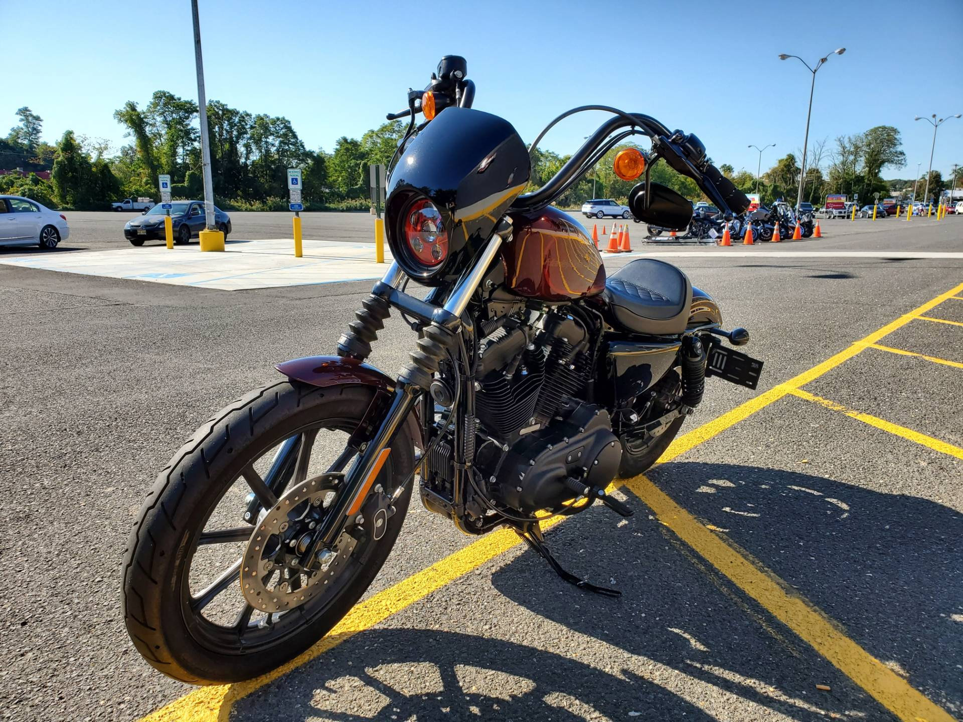 2019 Harley-Davidson Iron 1200 in West Long Branch, New Jersey - Photo 4