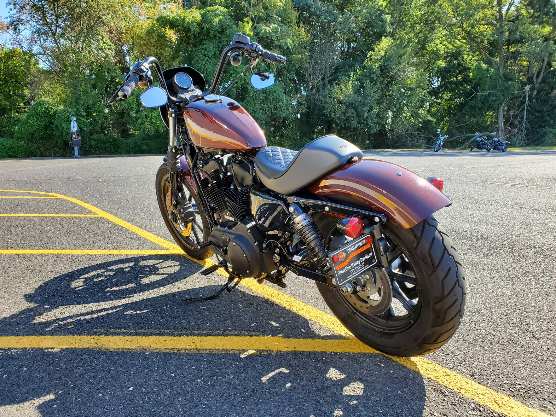 2019 Harley-Davidson Iron 1200 in West Long Branch, New Jersey - Photo 5