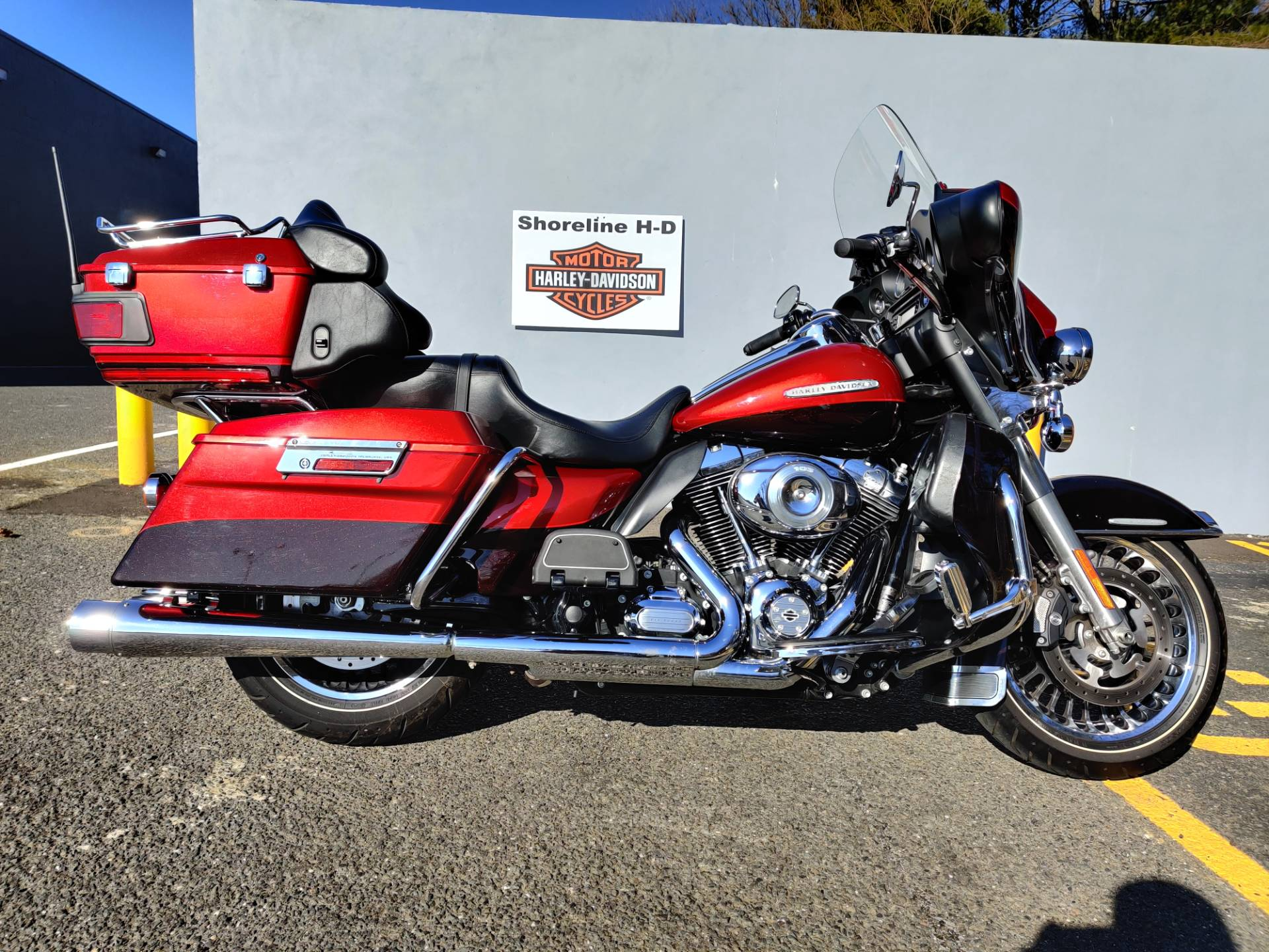 2012 Harley-Davidson Ultra Limited in West Long Branch, New Jersey - Photo 1