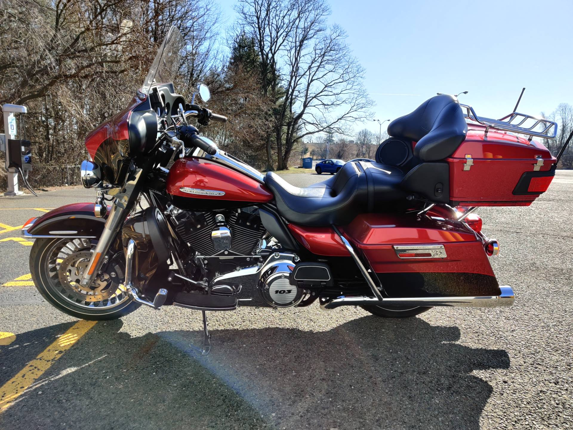 2012 Harley-Davidson Ultra Limited in West Long Branch, New Jersey - Photo 2