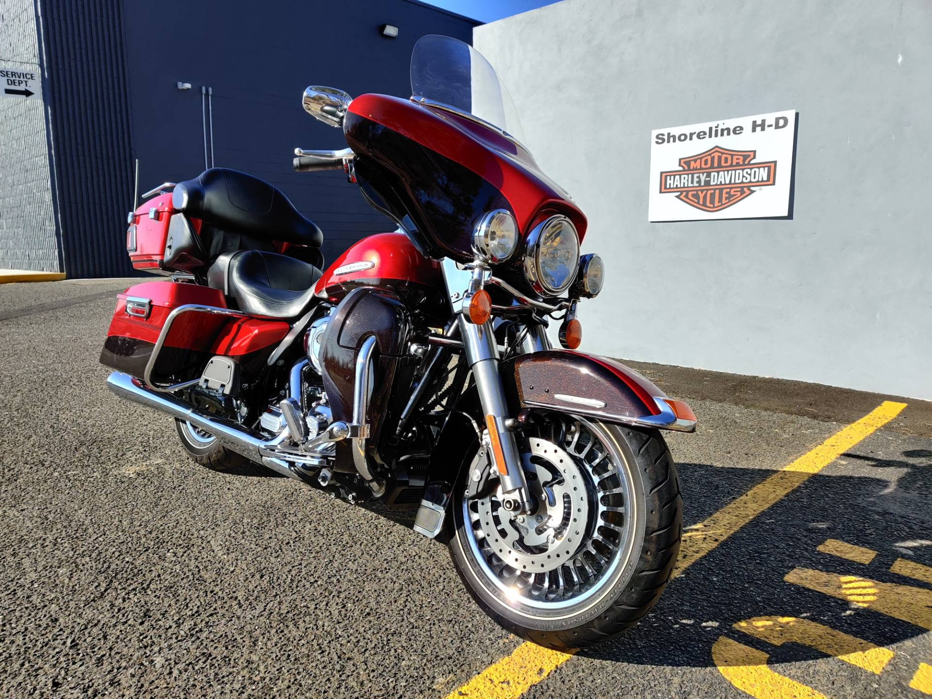 2012 Harley-Davidson Ultra Limited in West Long Branch, New Jersey - Photo 3