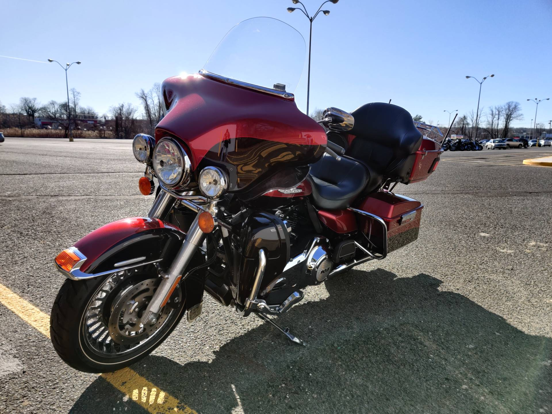 2012 Harley-Davidson Ultra Limited in West Long Branch, New Jersey - Photo 5