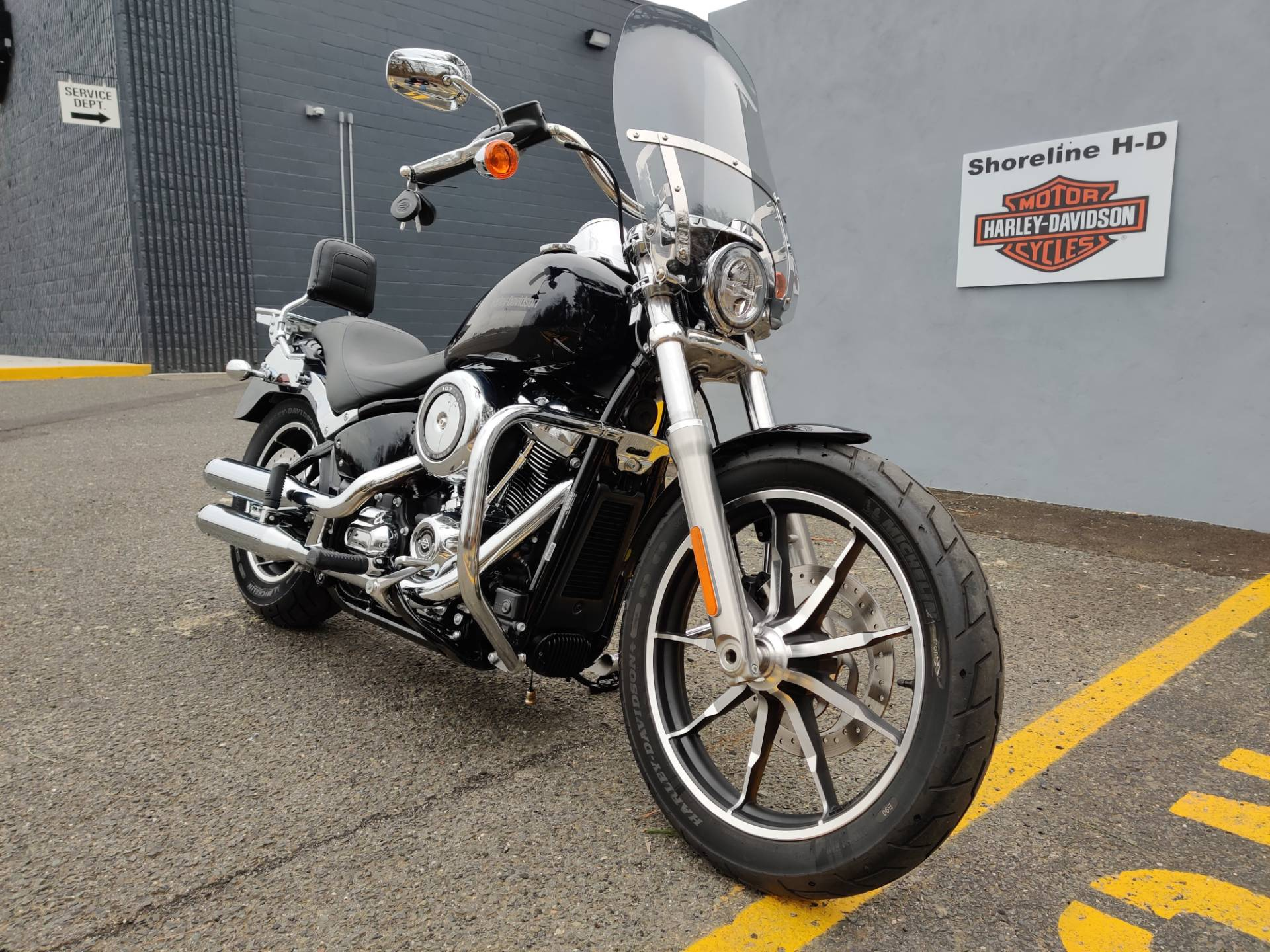 2019 Harley-Davidson Low Rider in West Long Branch, New Jersey - Photo 3