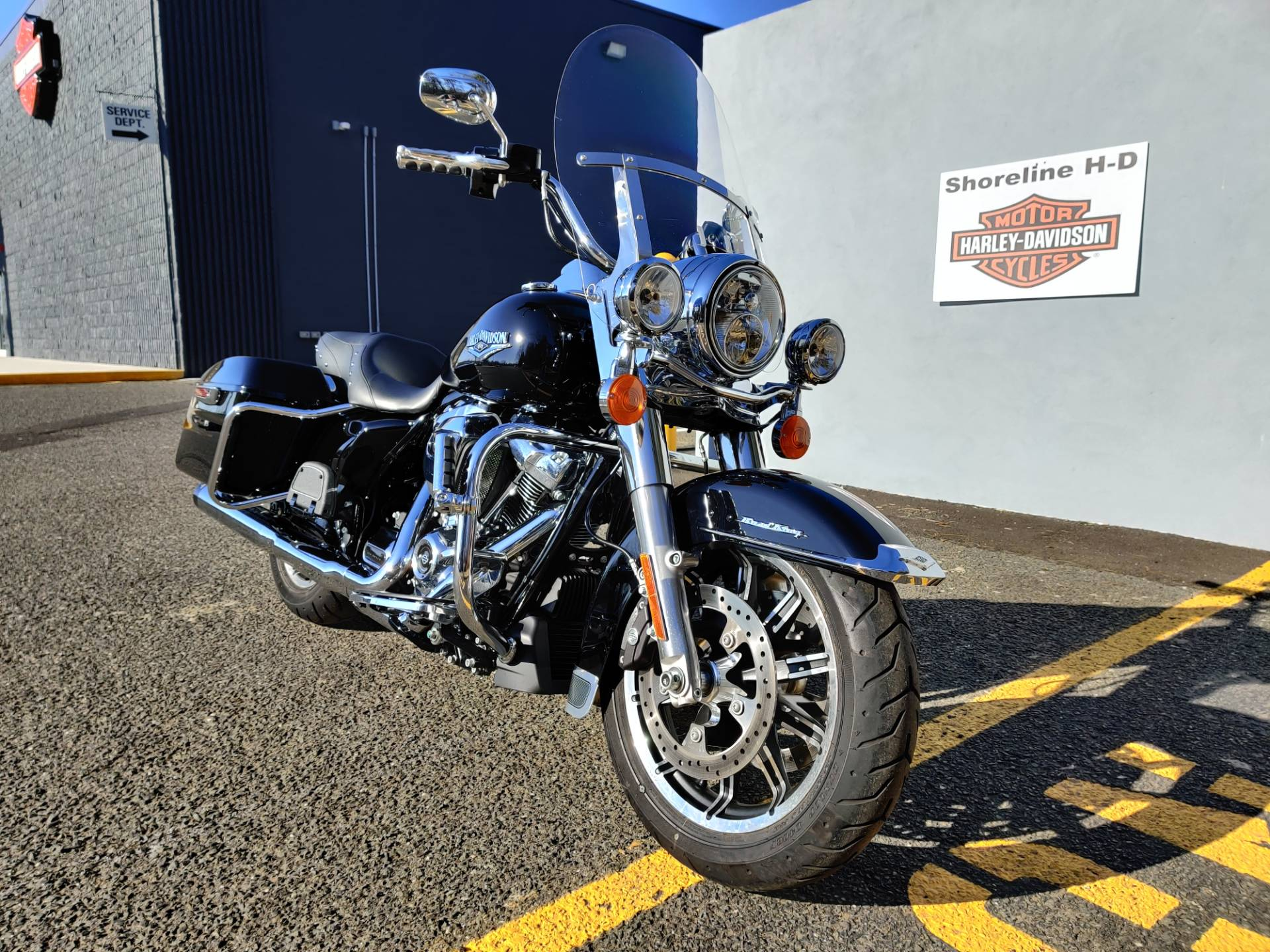 2019 Harley-Davidson Road King in West Long Branch, New Jersey - Photo 3