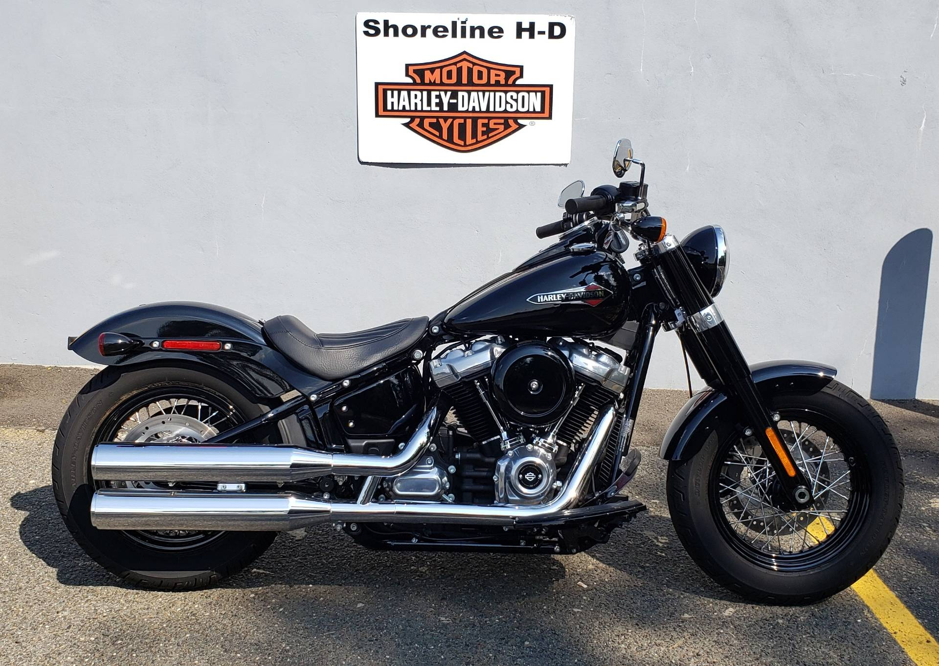 2019 Harley-Davidson Softail Slim® in West Long Branch, New Jersey - Photo 1